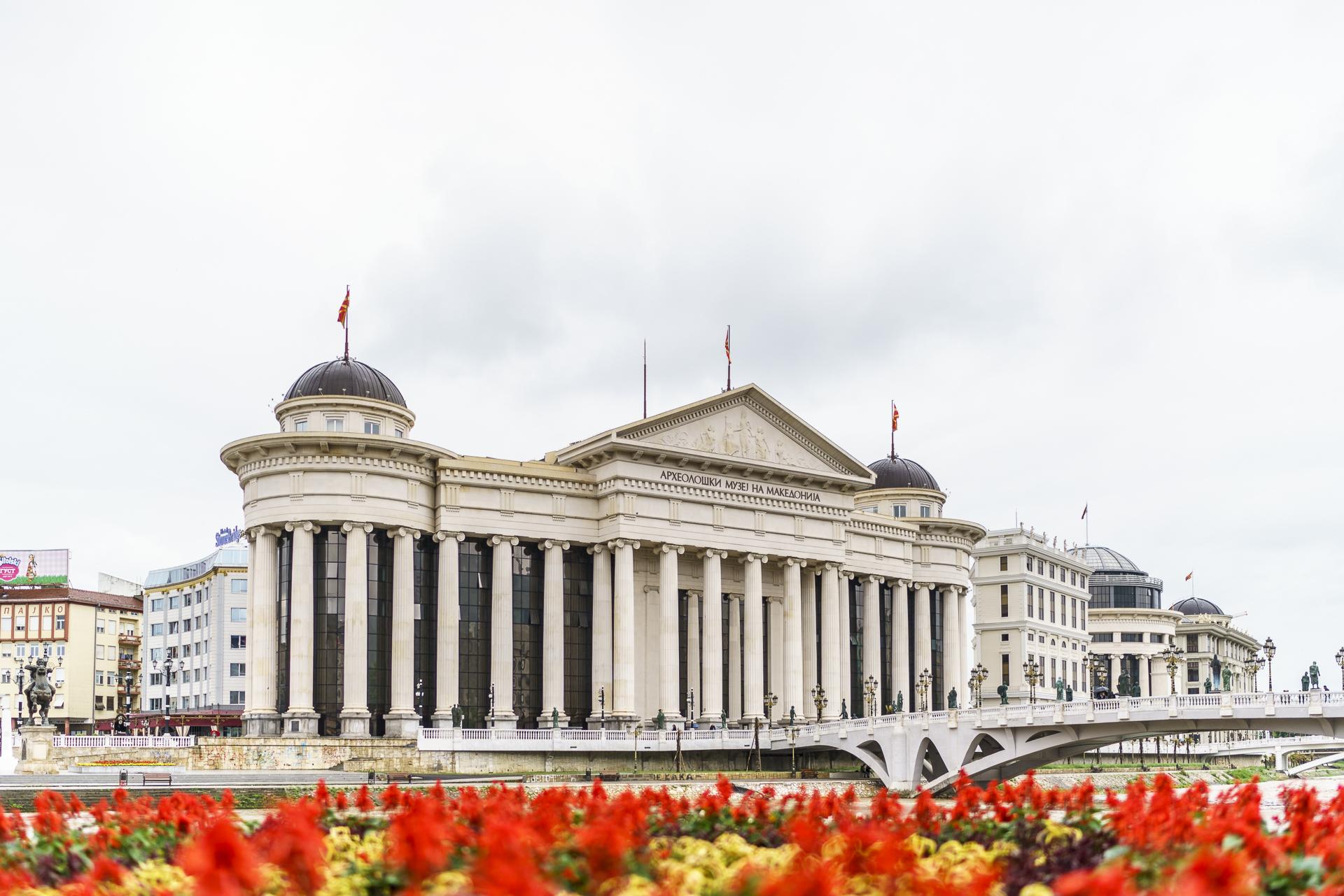 Projekt Skopje 2014