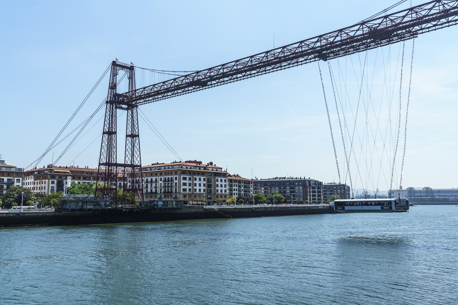 Puente de Portugalete Bilbao