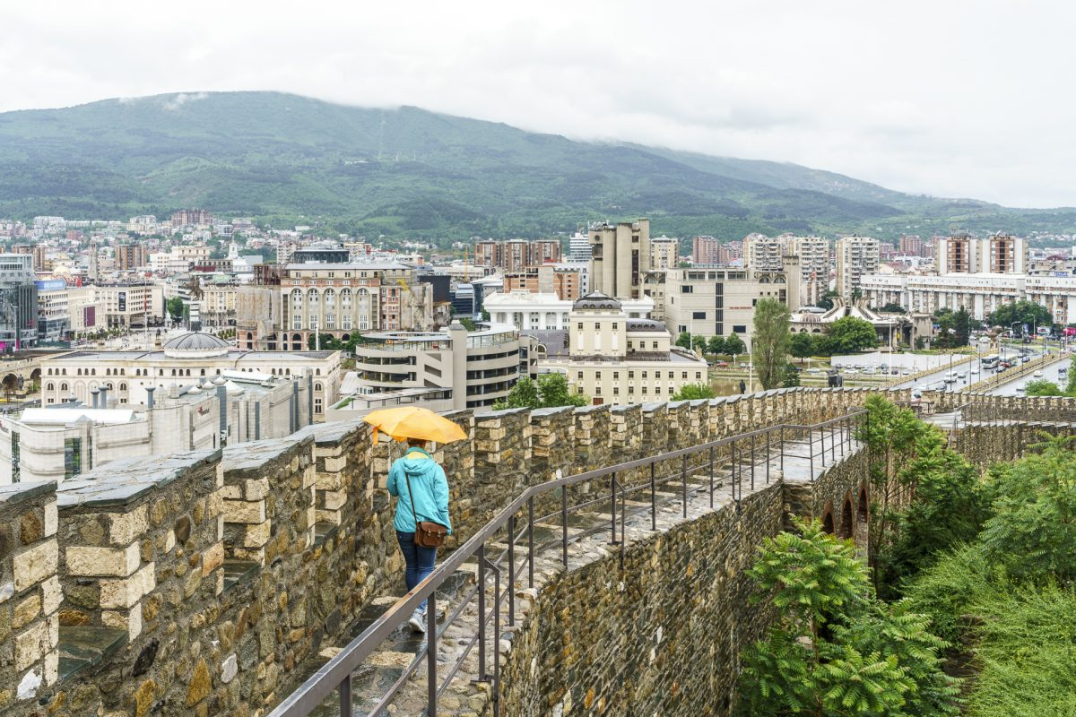 Skopje – Status: es ist kompliziert!
