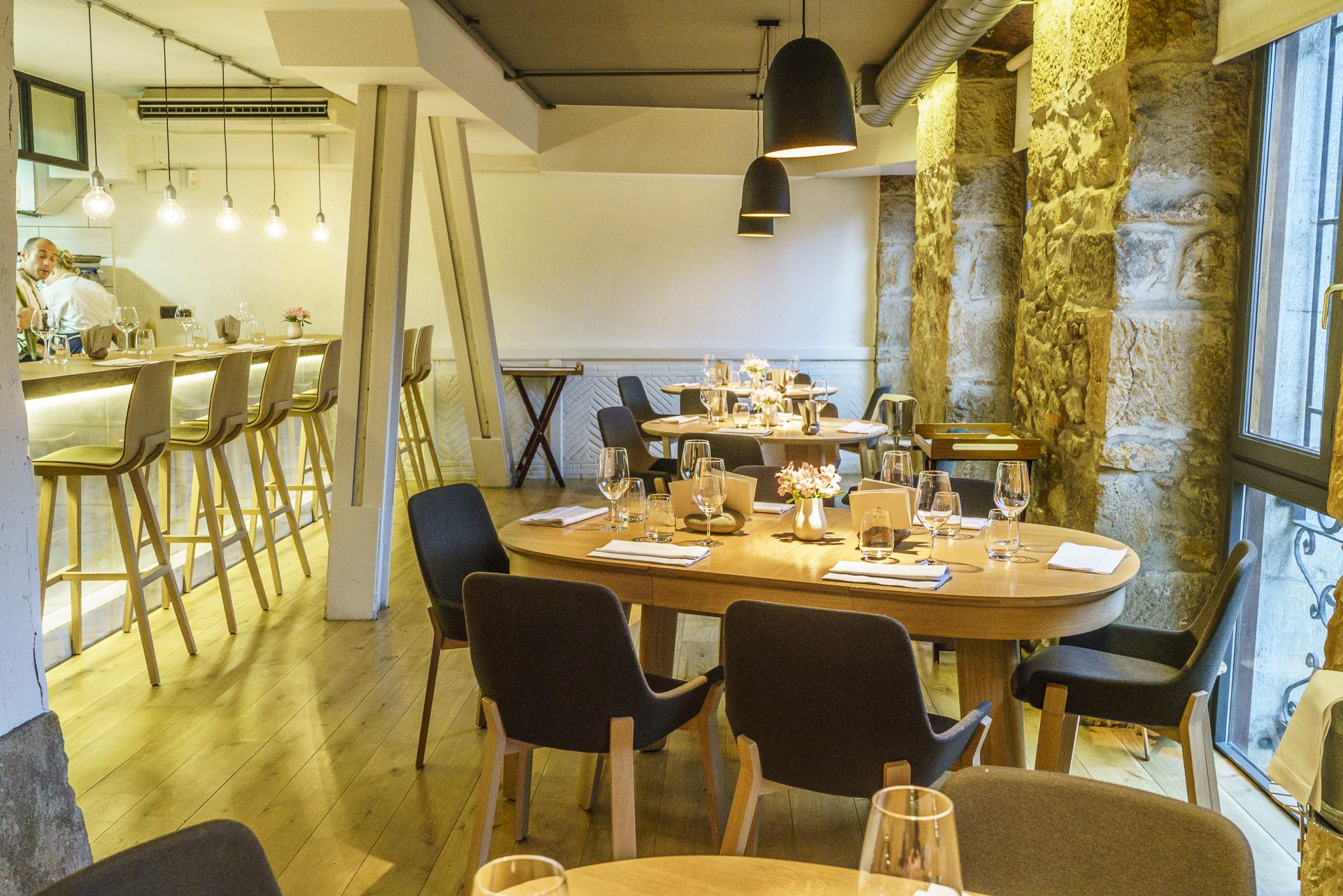 Restaurant Mina Bilbao