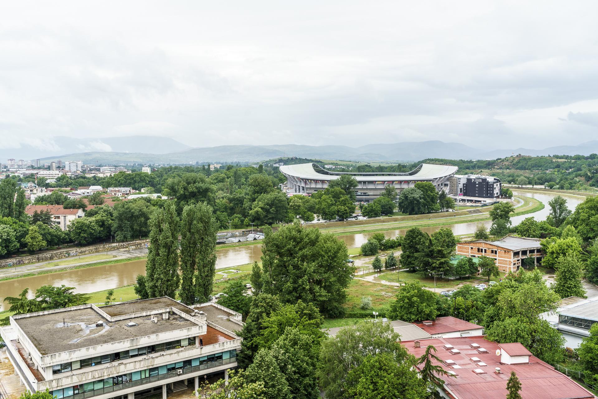 Skopje Vardar Stadion