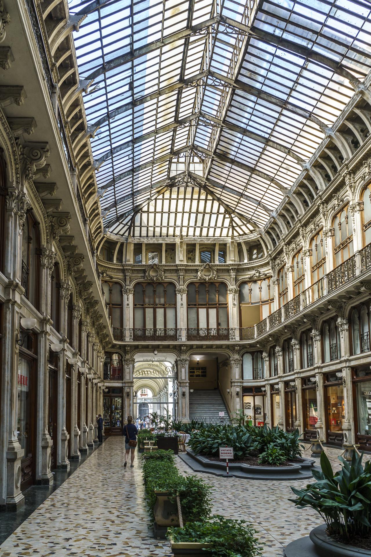 Subalpina Gallery Turin