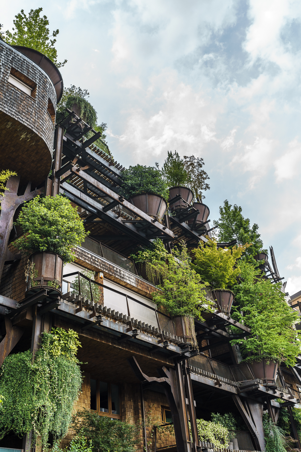 25 Verde Gebäude Turin
