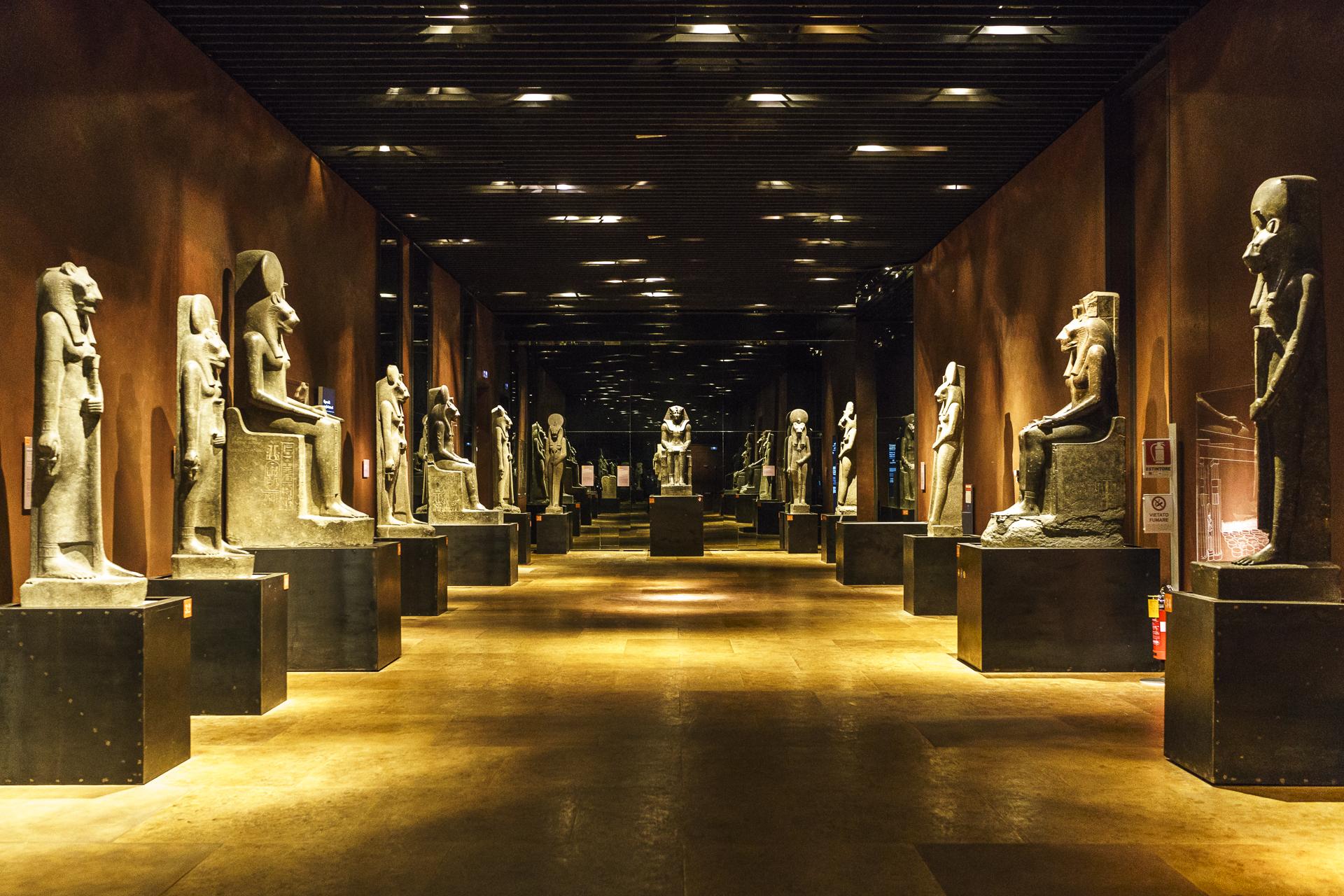 Museo Egizio Turin