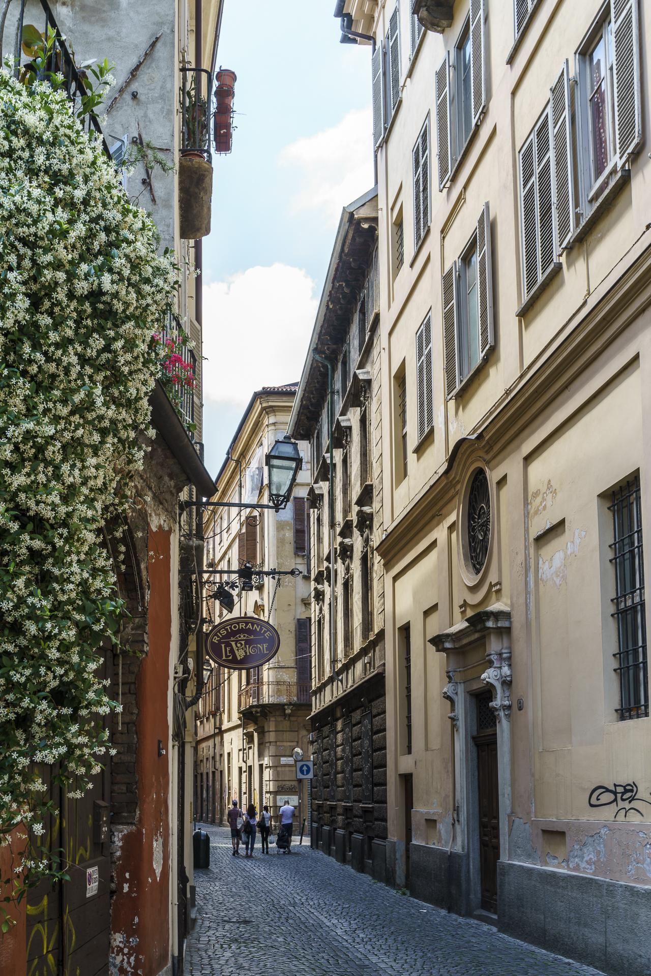 Turin Altstadt