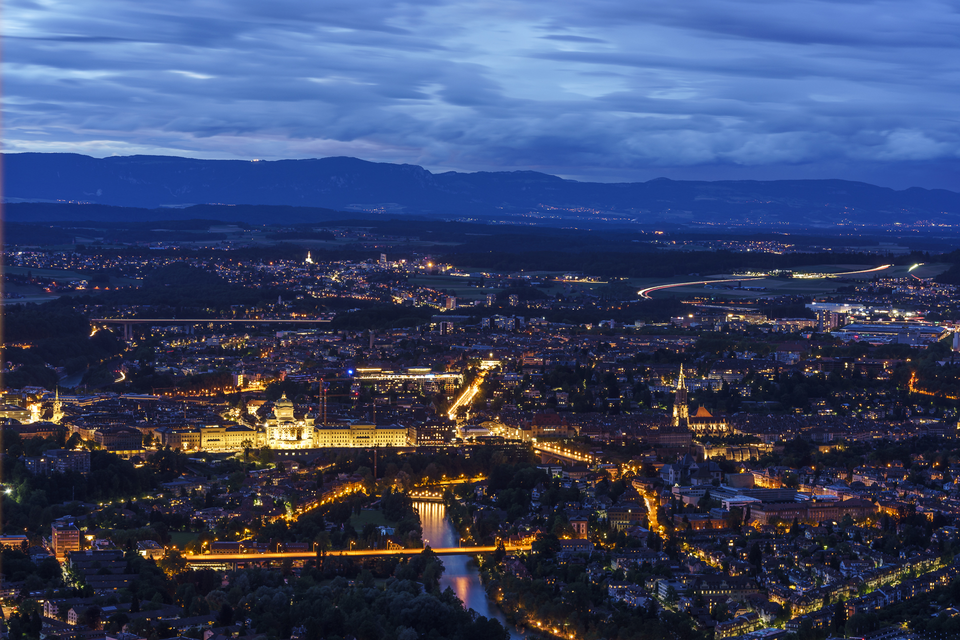 Bern by Night