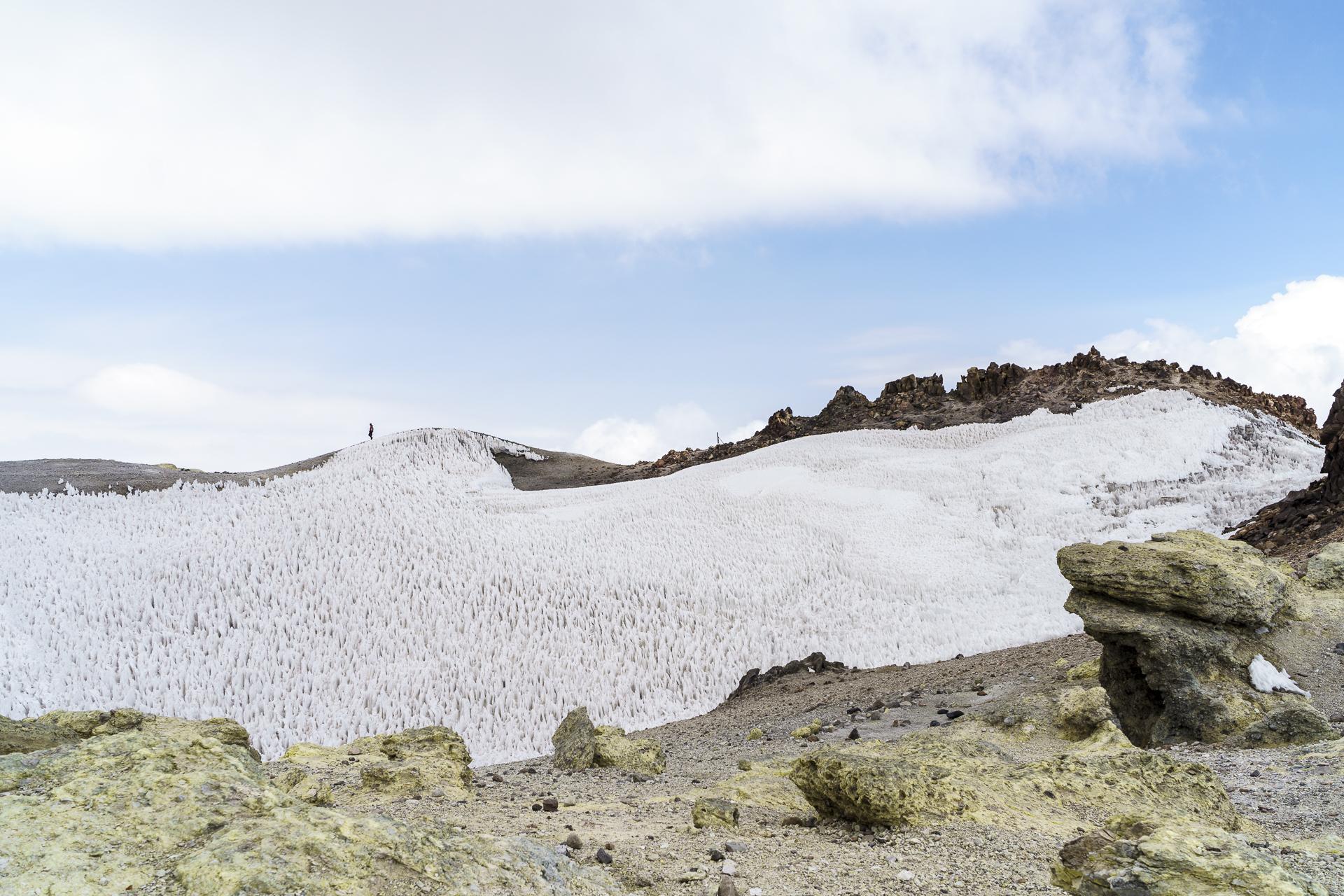 Damavand Gipfel