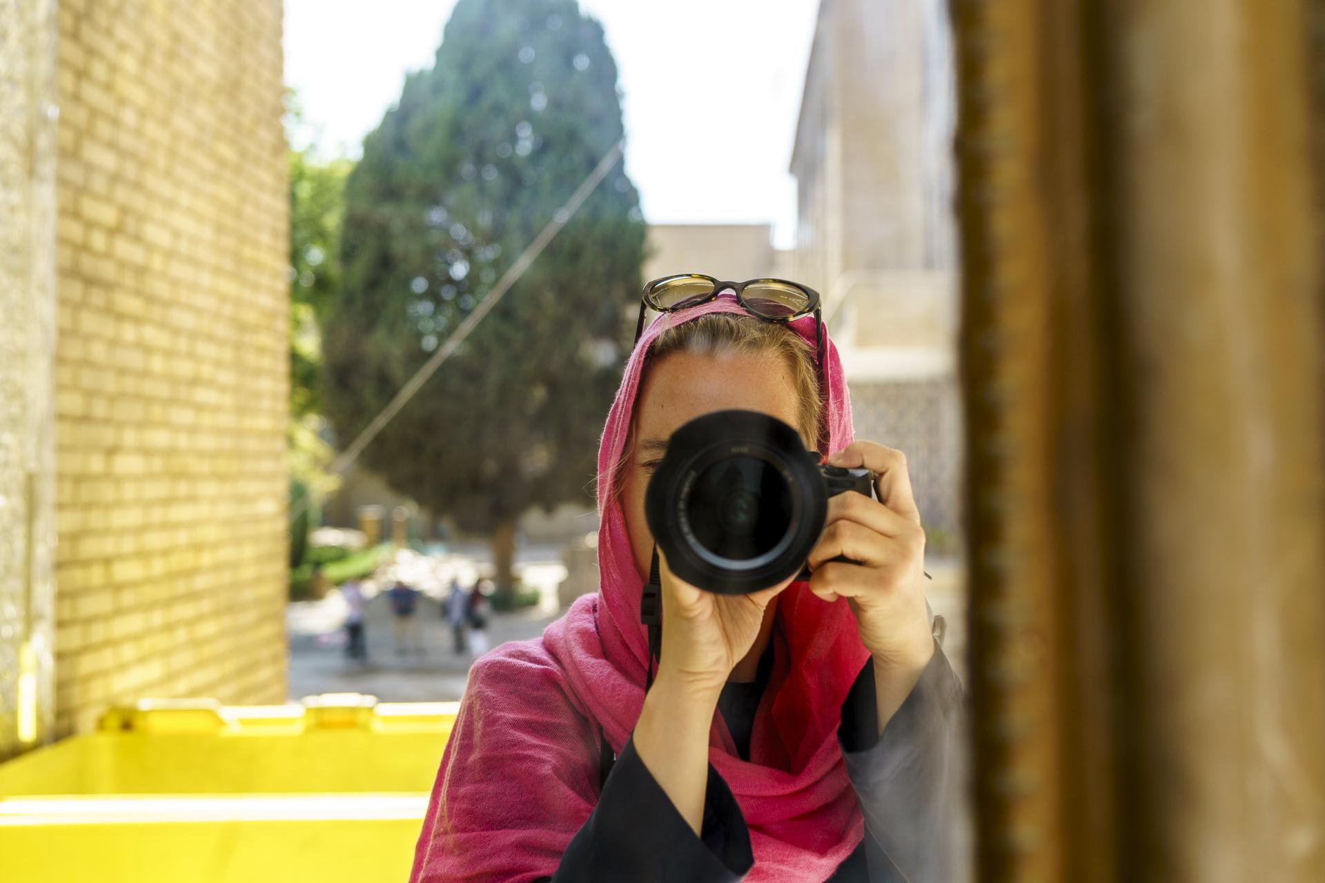Iran Bekleidungsvorschriften
