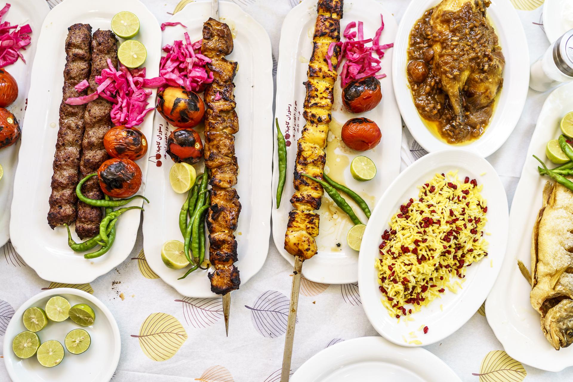 Streetfood Iran