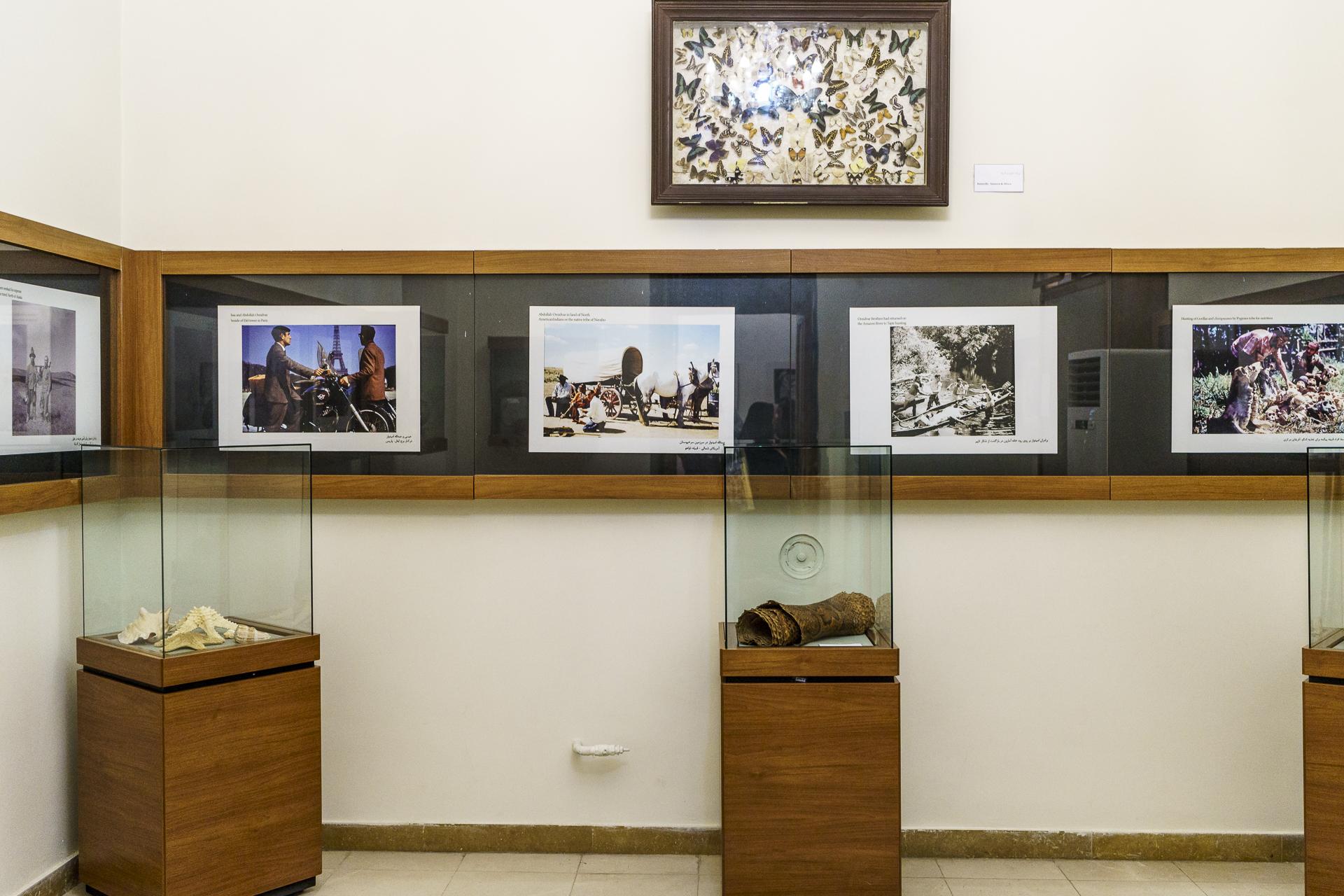 Omidvar Brothers Museum Darband Teheran