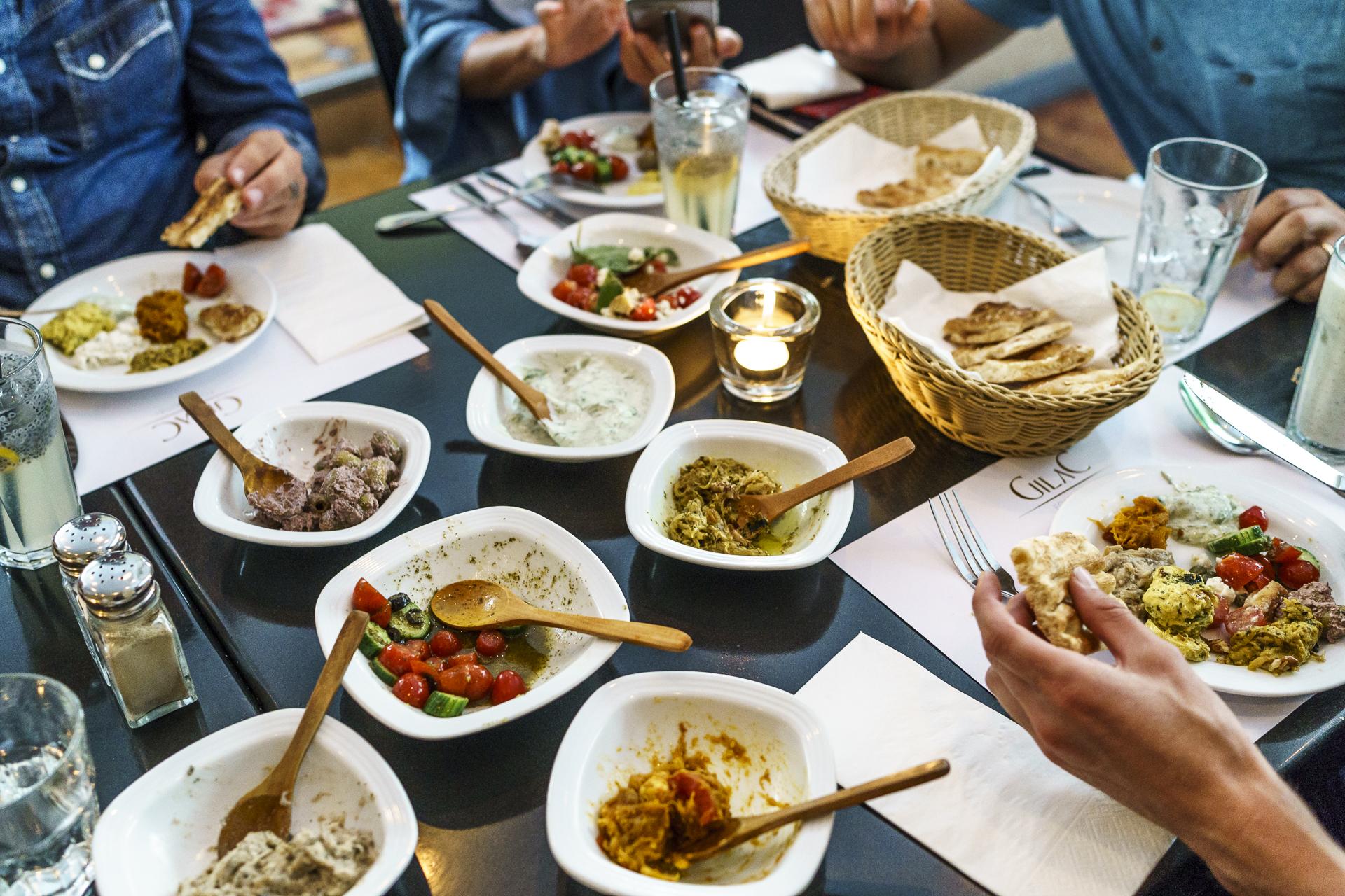 Restaurant Gilac Teheran