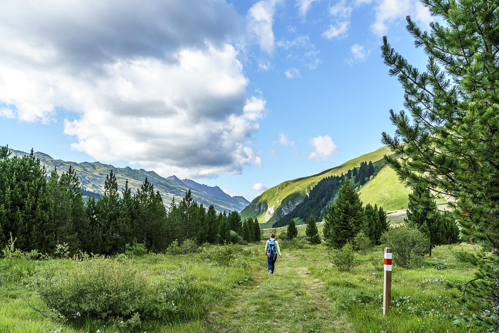 Safiental Wandern