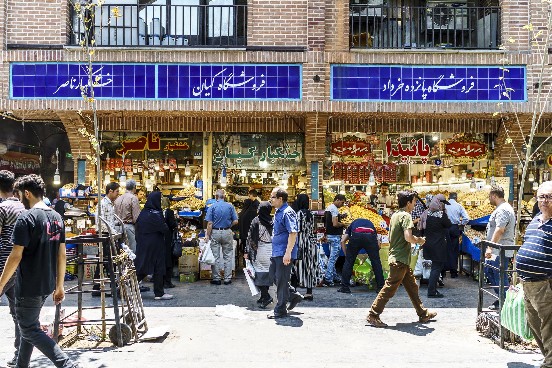 Bazar bekanntschaft