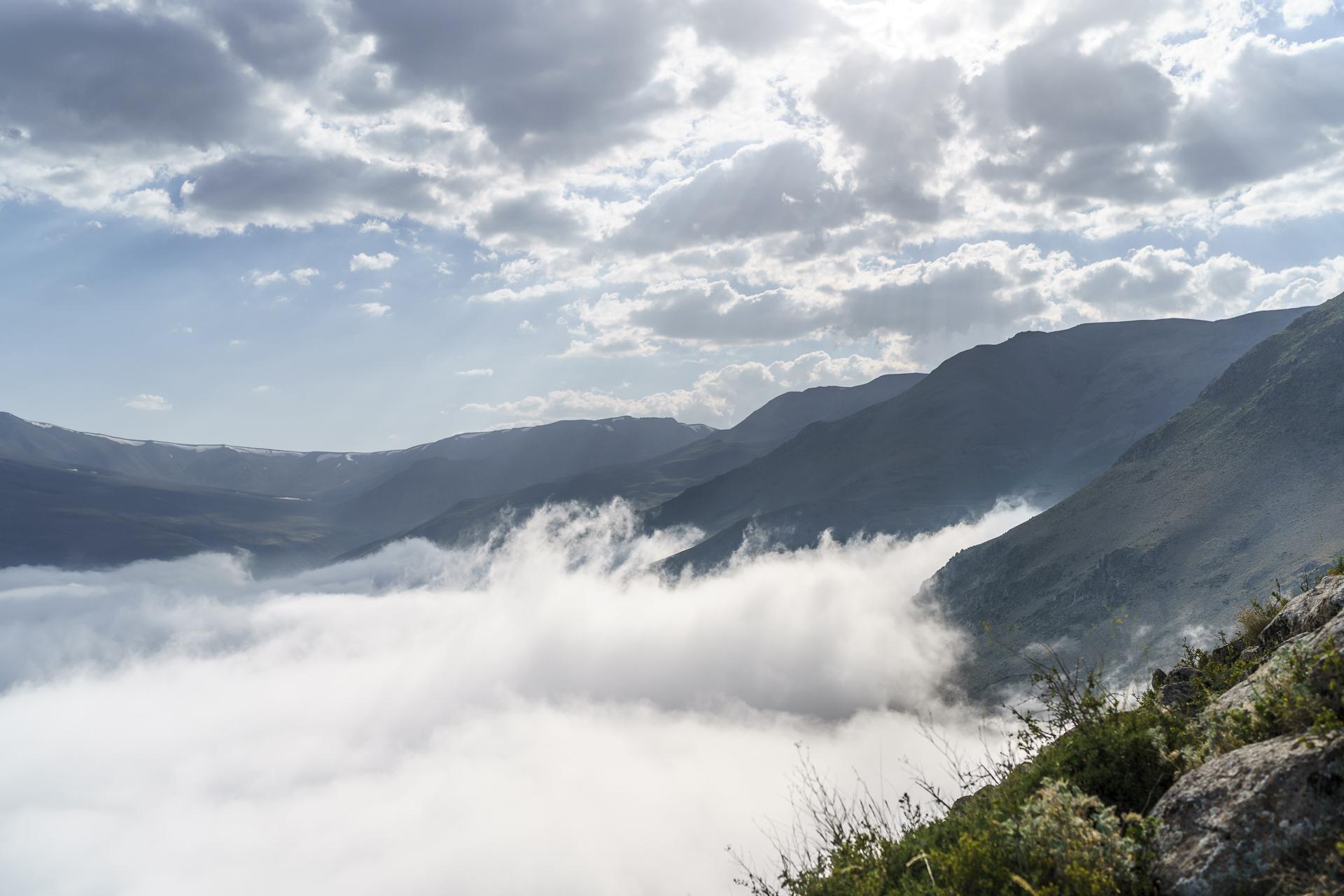 Trekking Nandal Iran