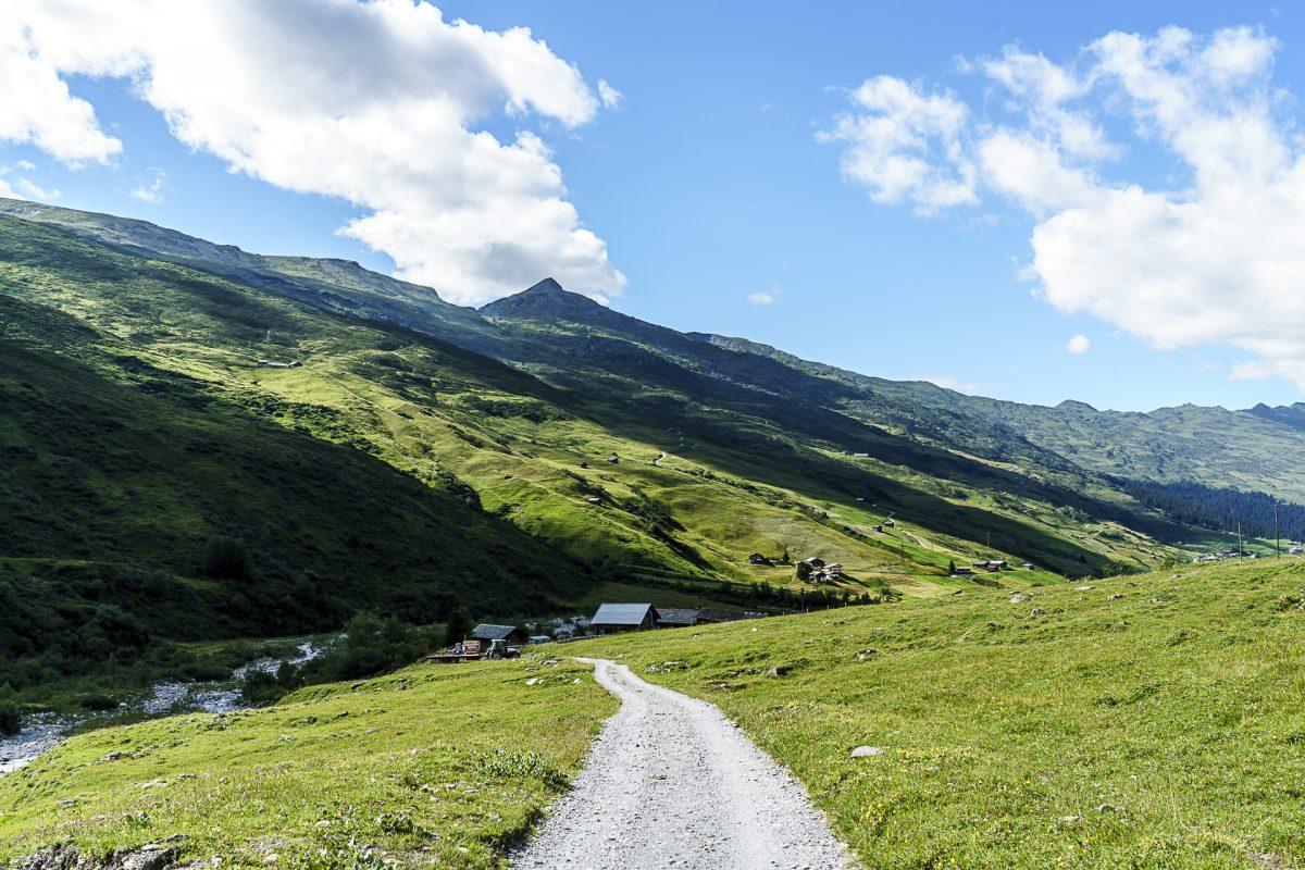 Entschleunigung garantiert: Auf dem Walserweg durchs Safiental