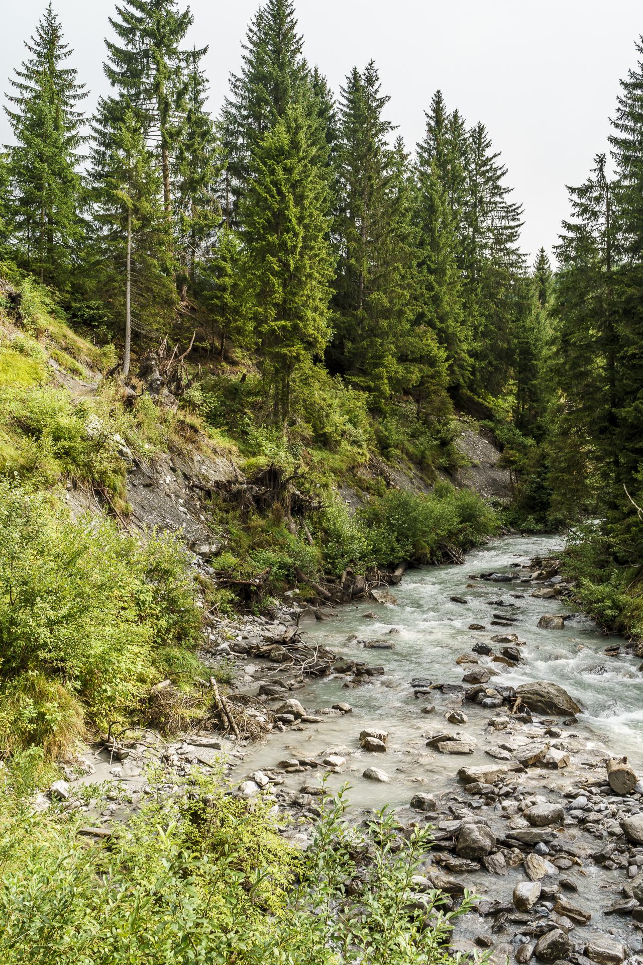 Flimser Wasserweg Flem