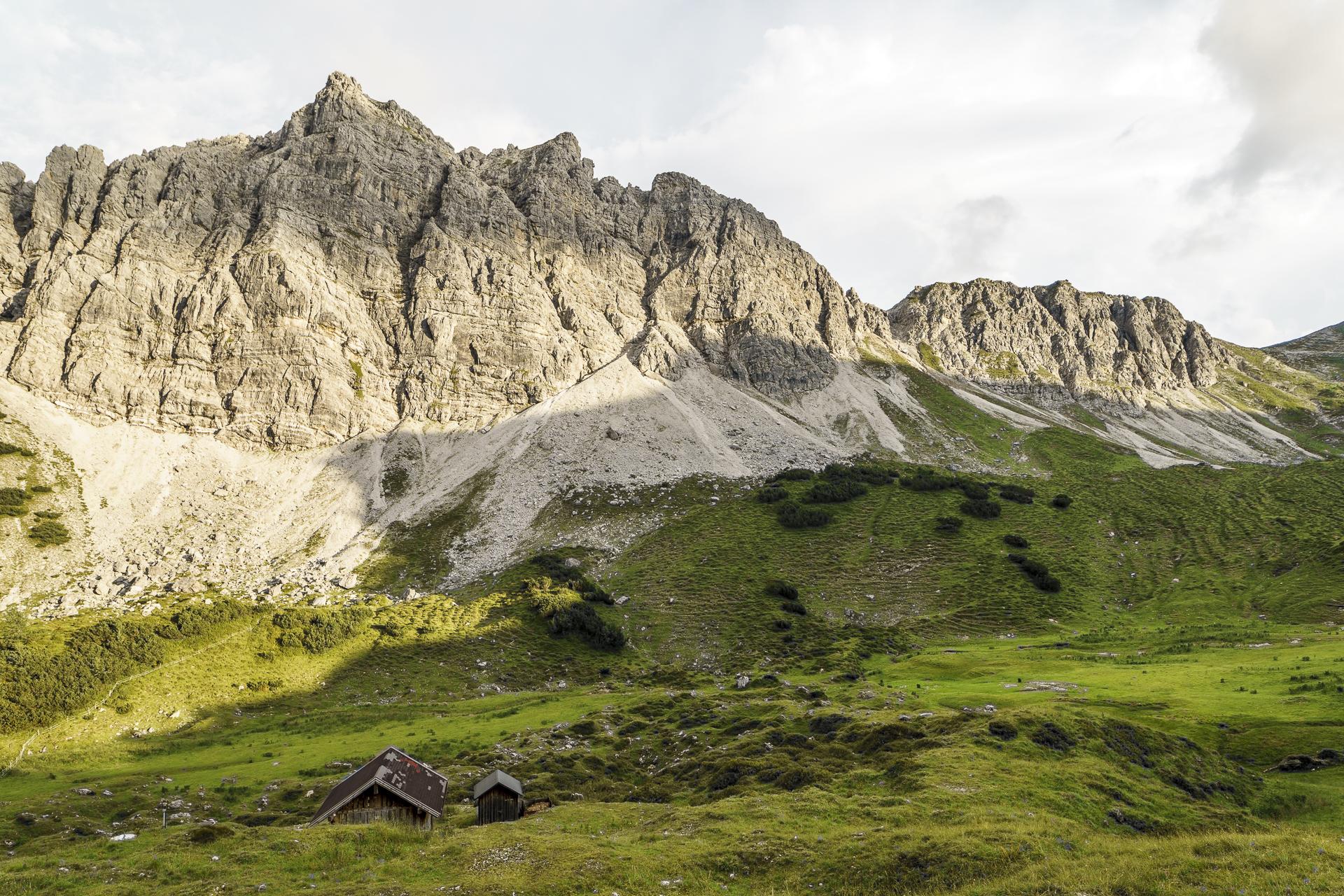 Lachenspitze Allgäuer Alpen