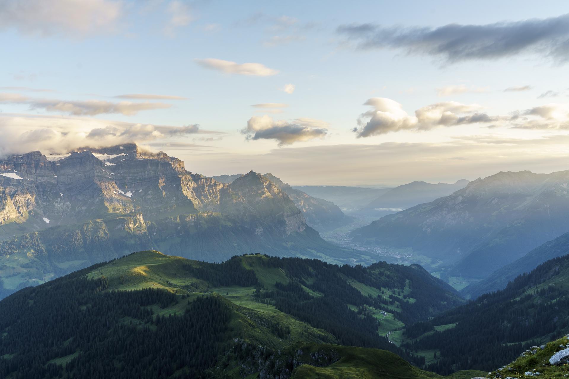 Panorama Leglerhütte
