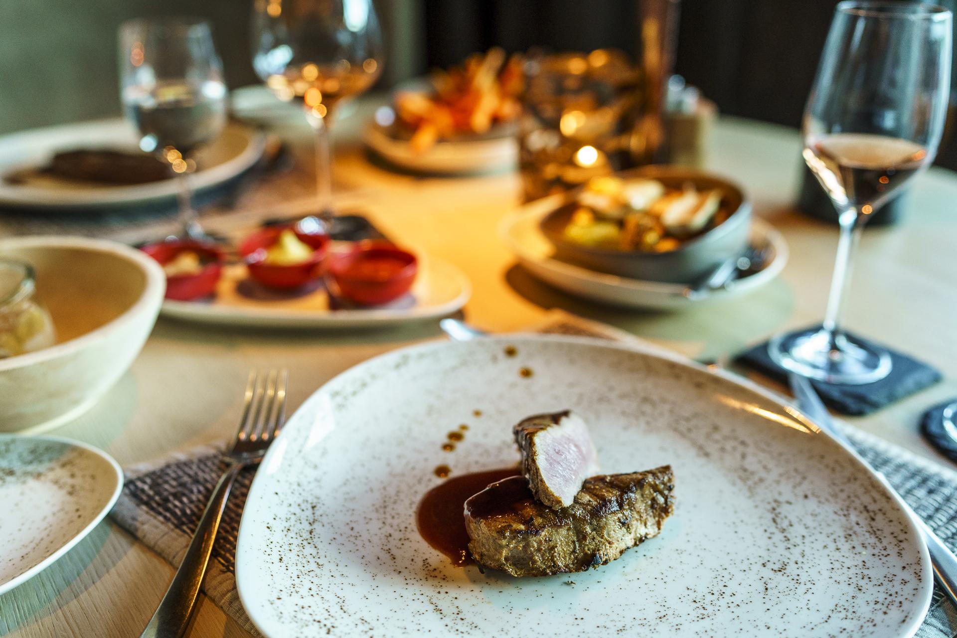 Restaurant Jungbrunn Grill Fleisch