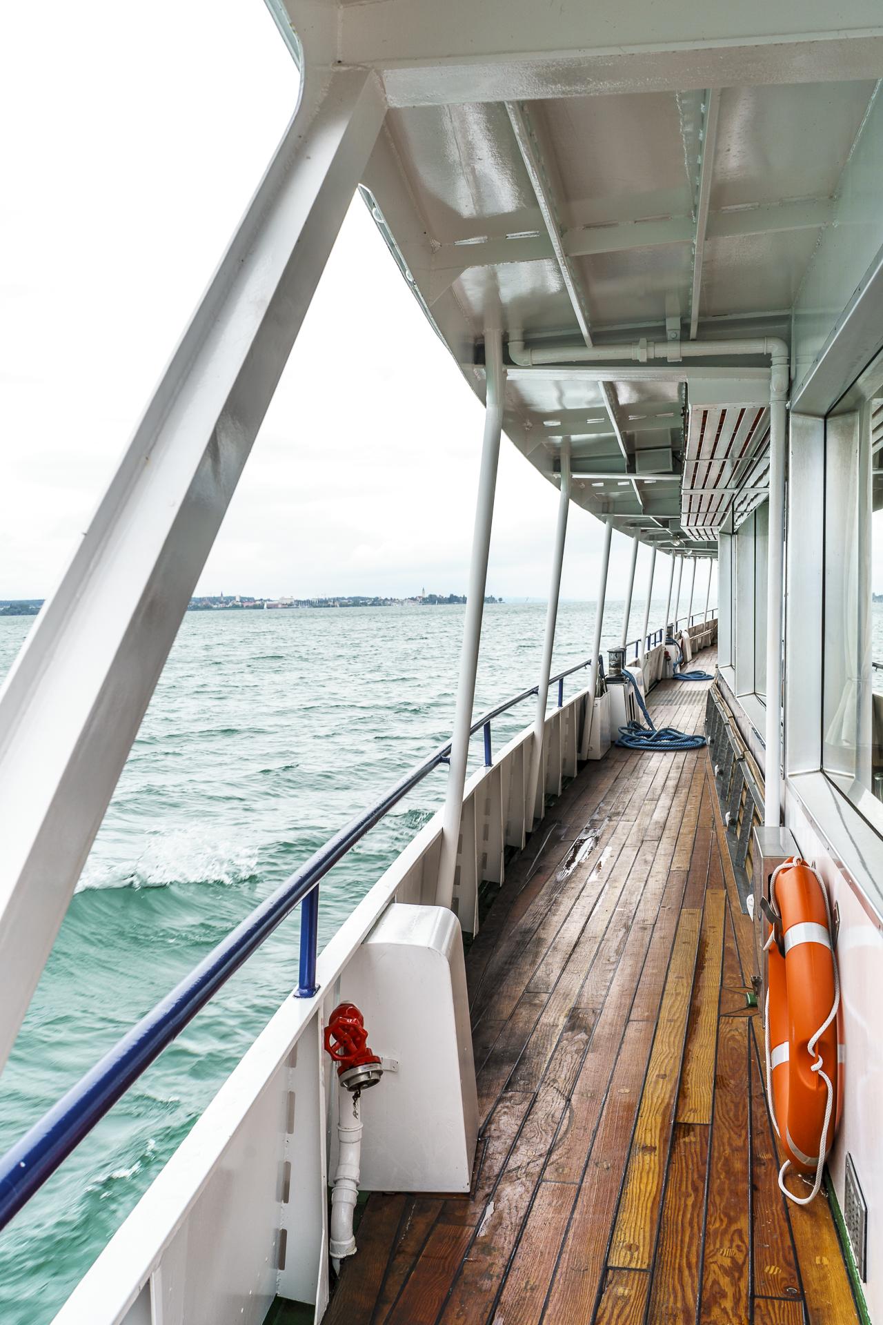 Schifffahrt Bodensee