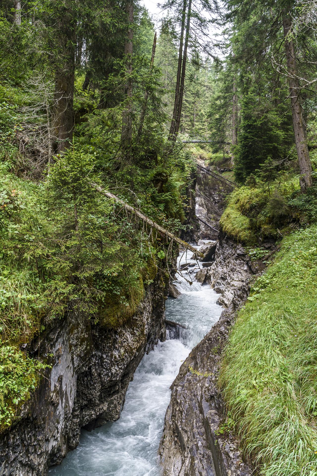 Wasserweg Flims