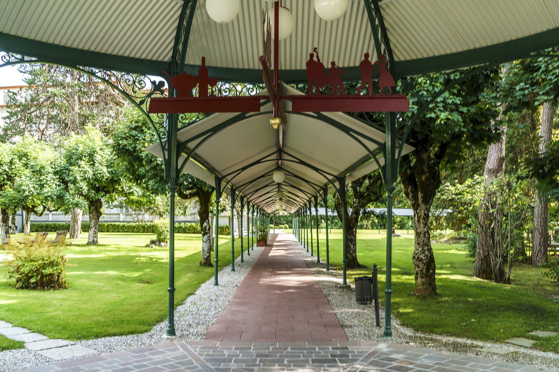 Arkaden Waldhaus Park