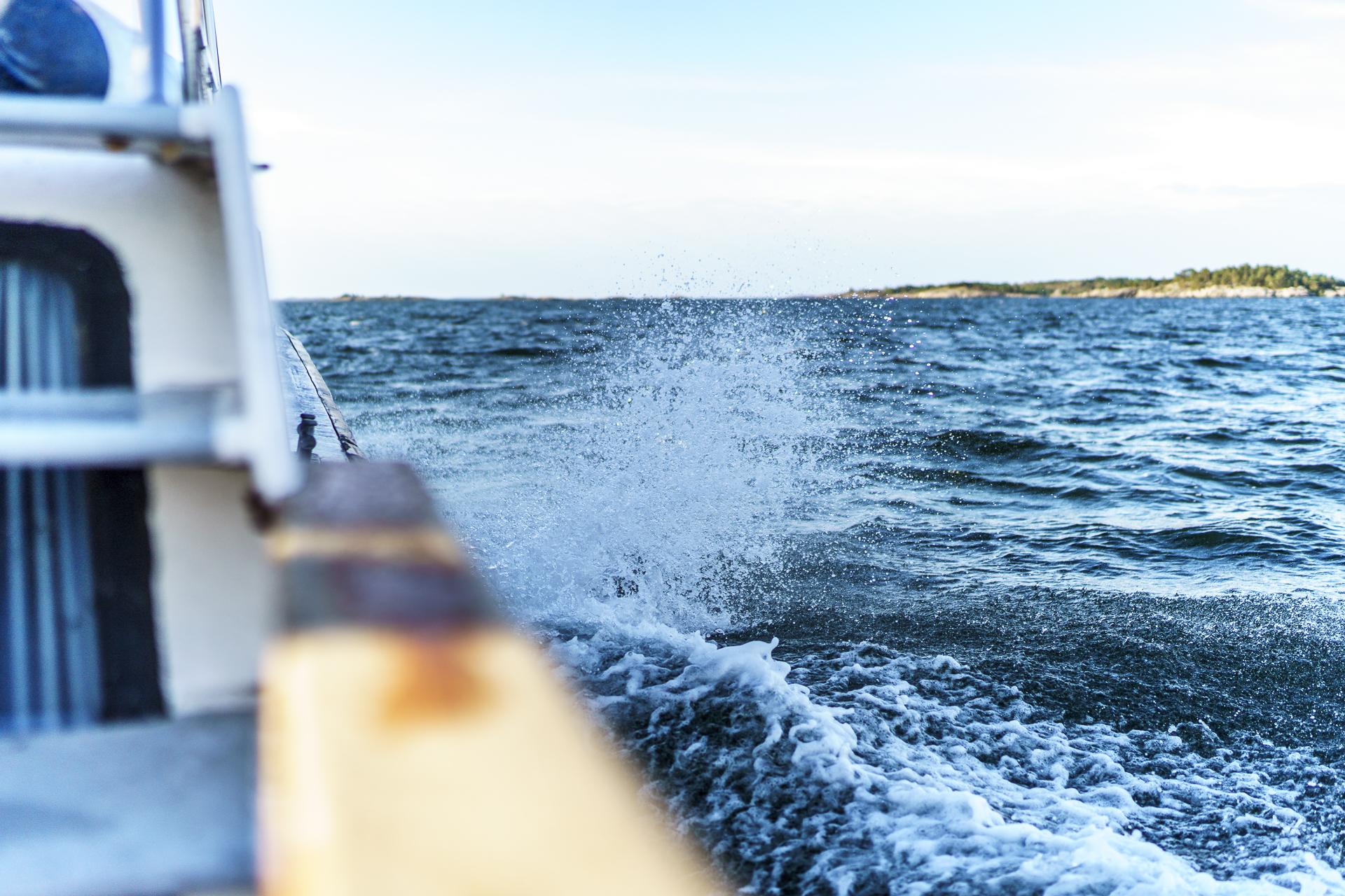 Aspö Ferry Charter