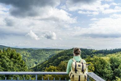Über den Randen: Wandern im Regionalen Naturpark Schaffhausen