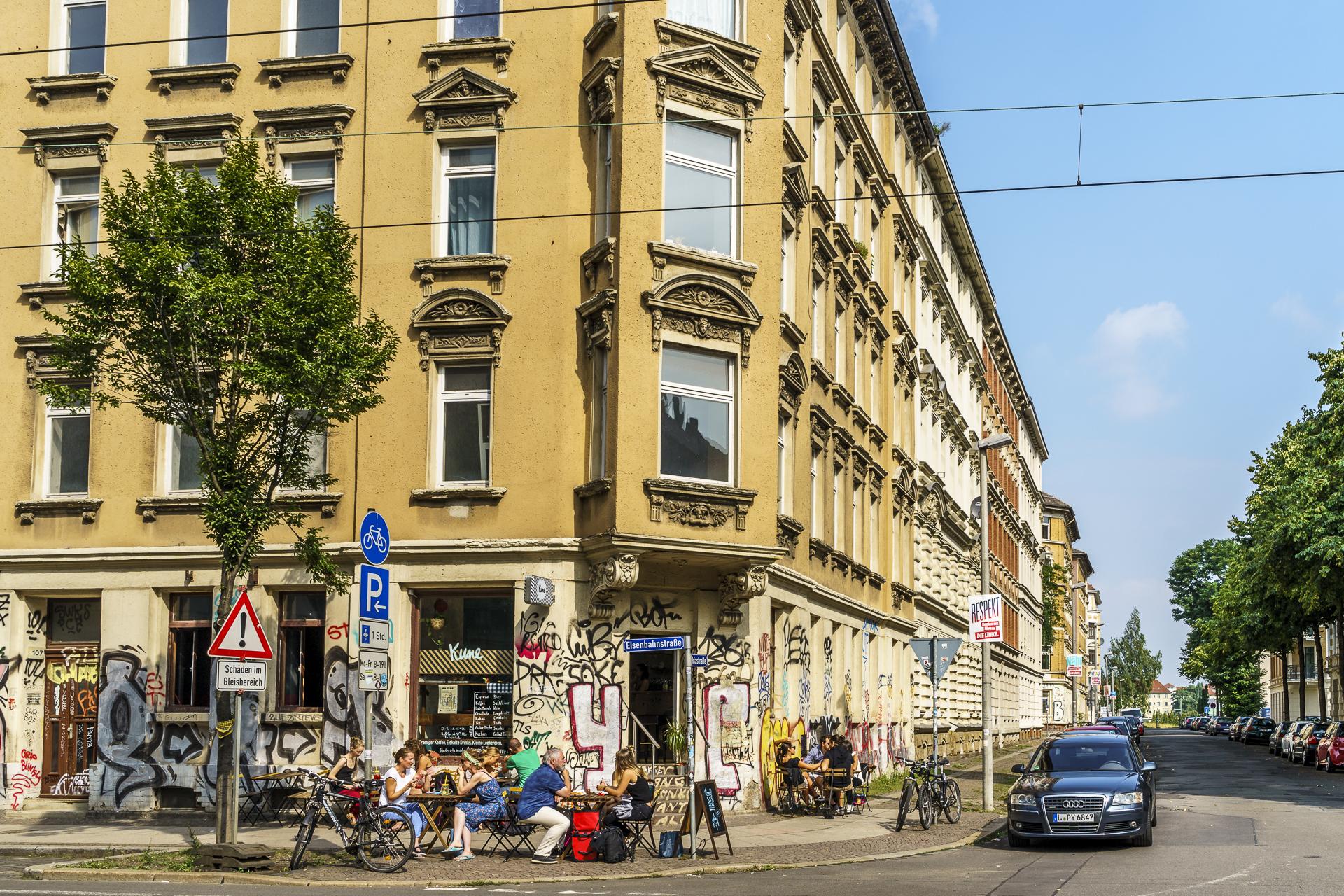 Café Kune Leipzig Neustadt