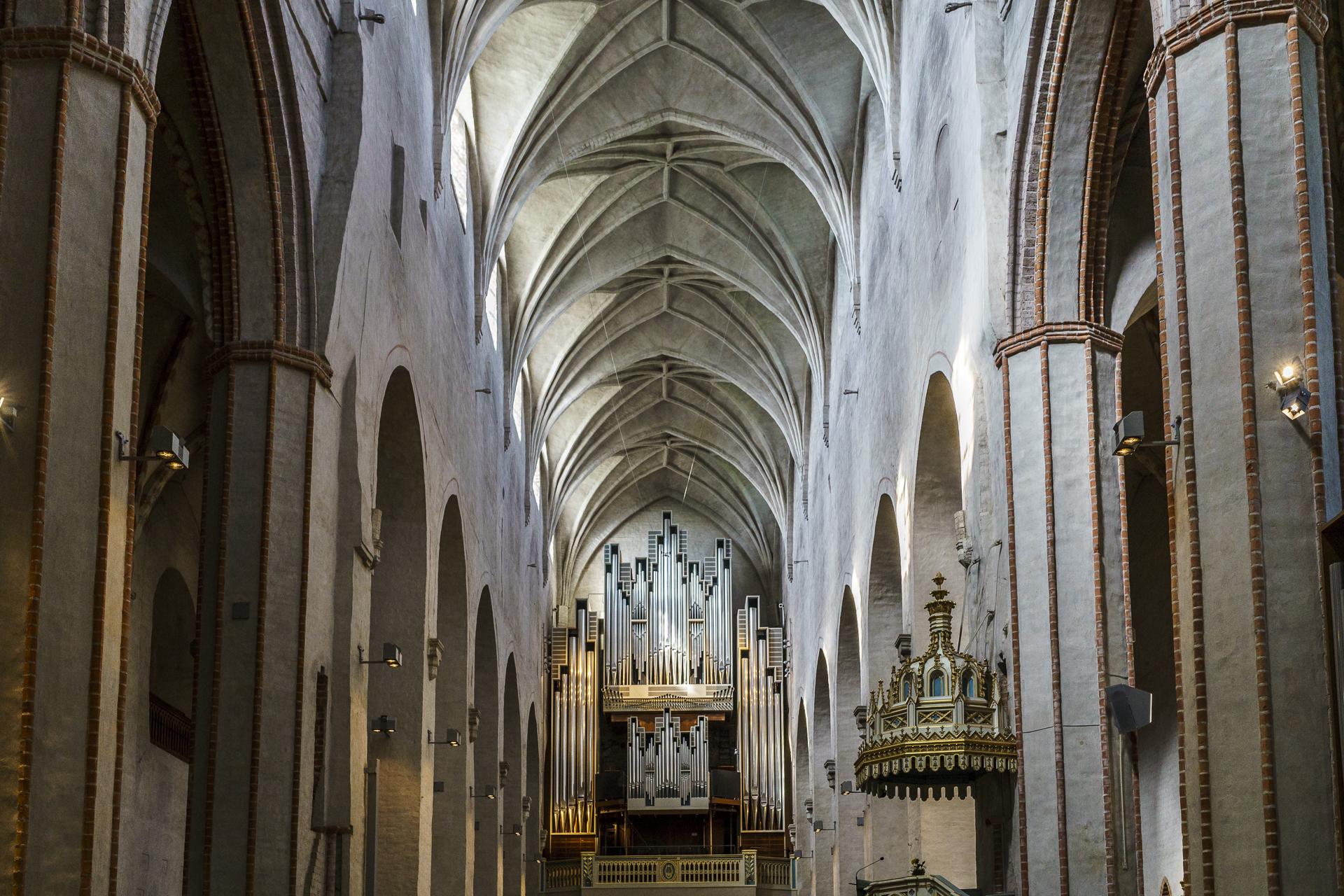 Dom von Turku Orgel