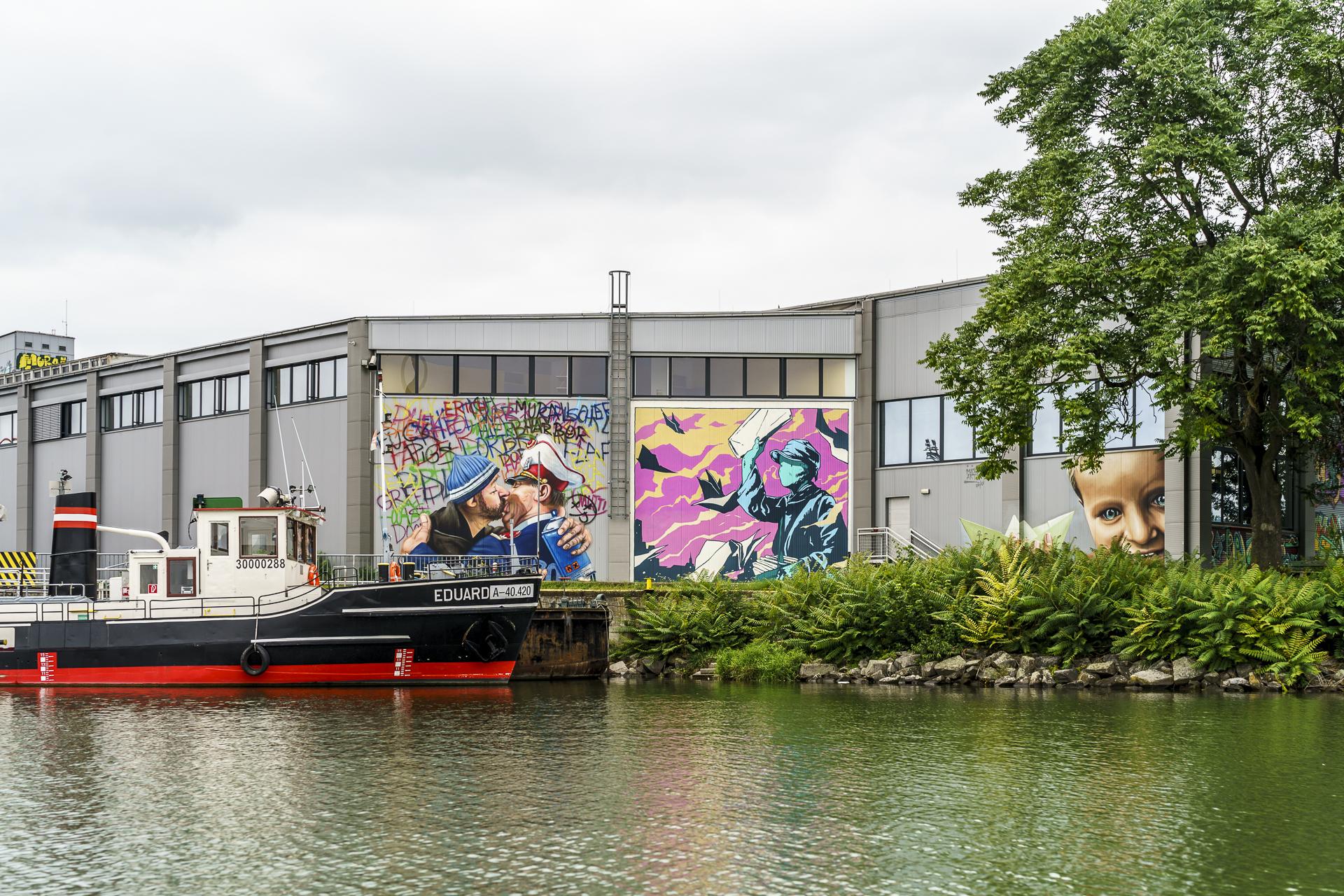 Hafengalerie Linz