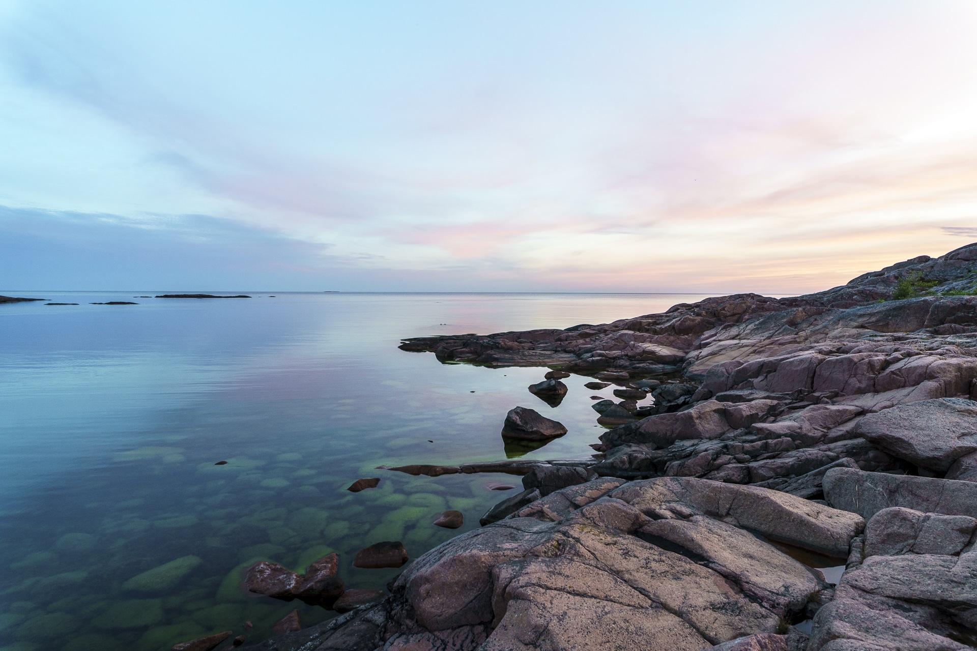 Havsvidden Bucht