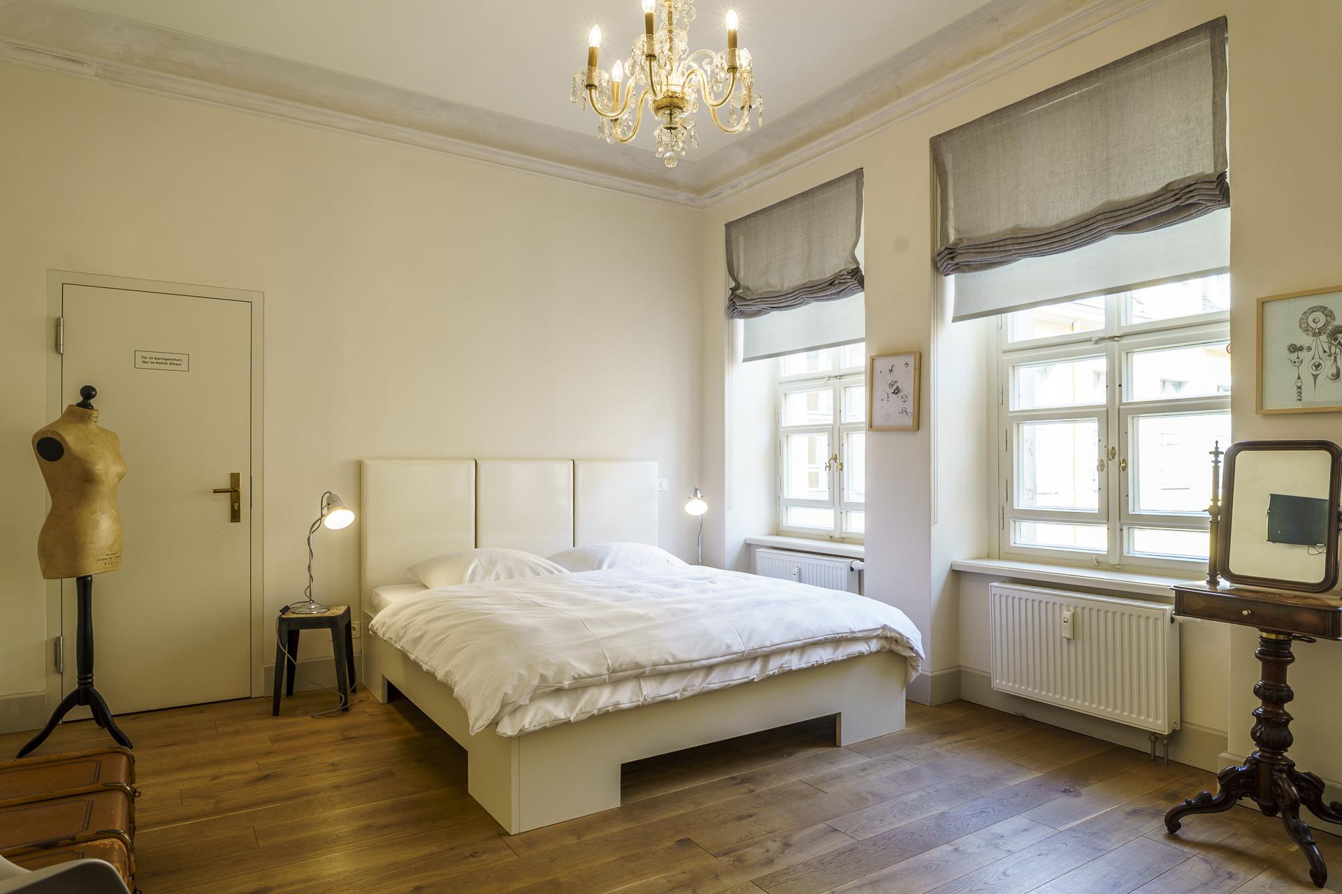 Fregehaus Hotelzimmer