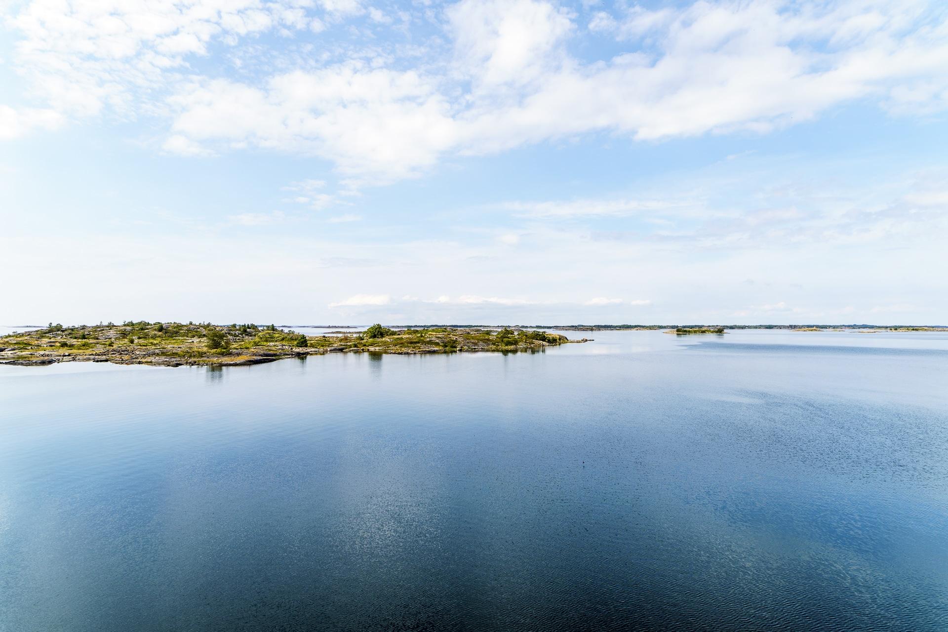 Finnisches Schärenmeer