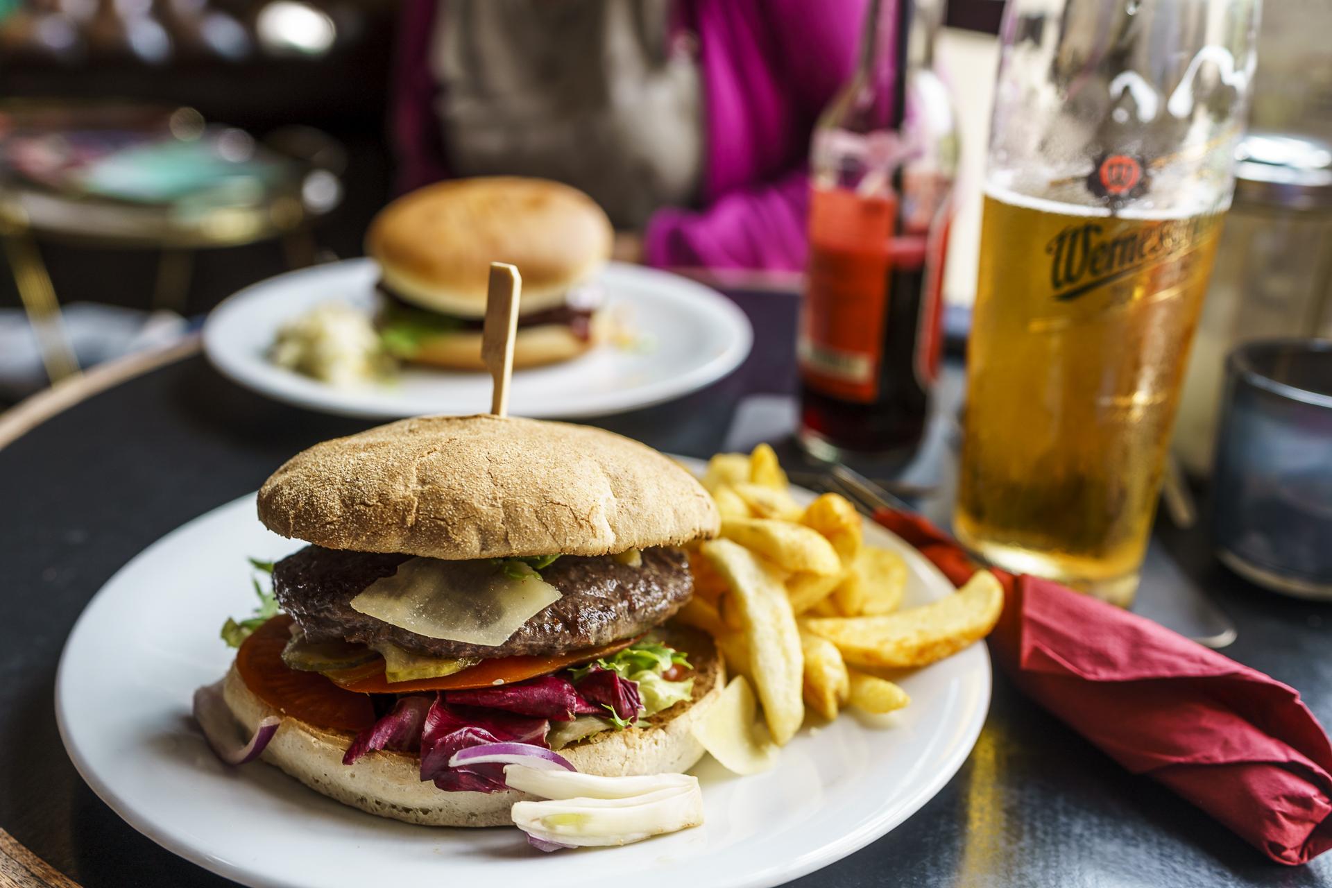 Kaiserbad Leipzig Burger