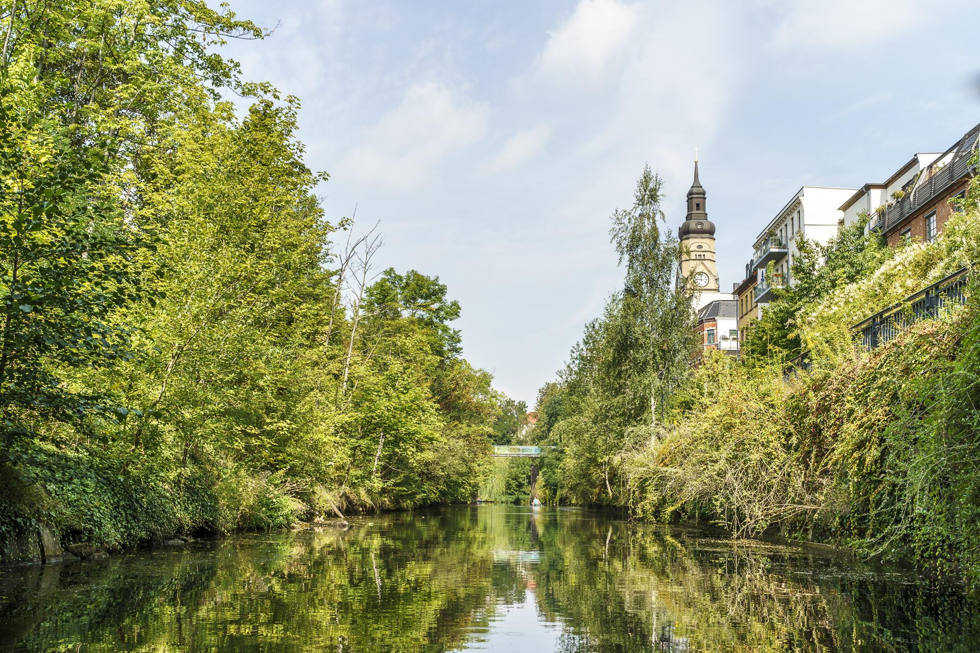 Karl-Heine-Kanal Plagwitz