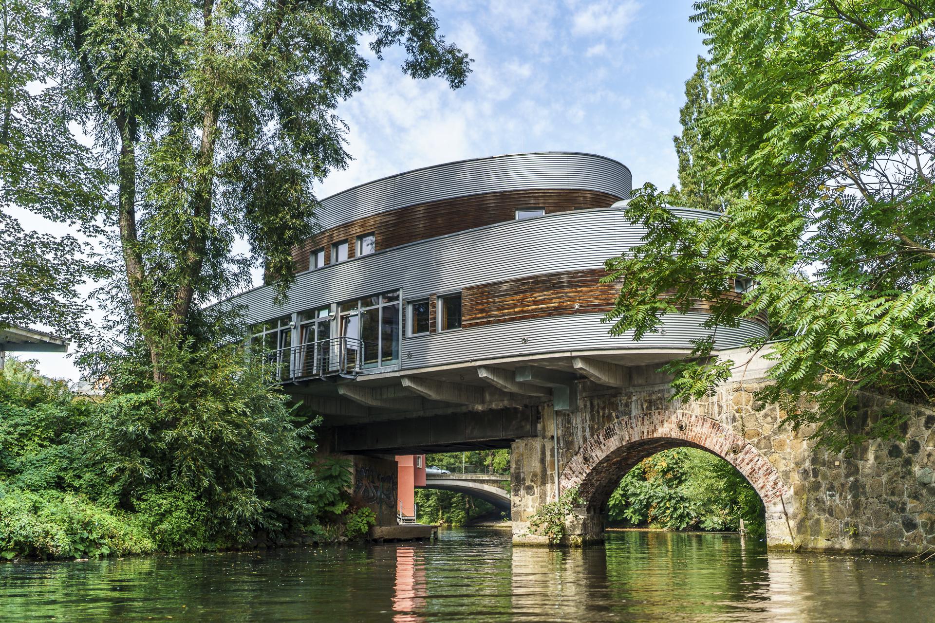 Kulturhafen Riverboat Leipzig