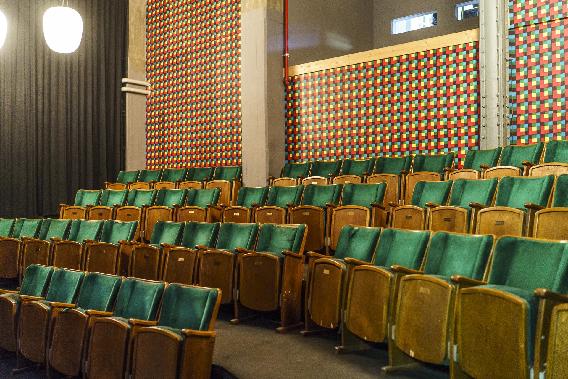 Luru Kino Spinnerei Leipzig