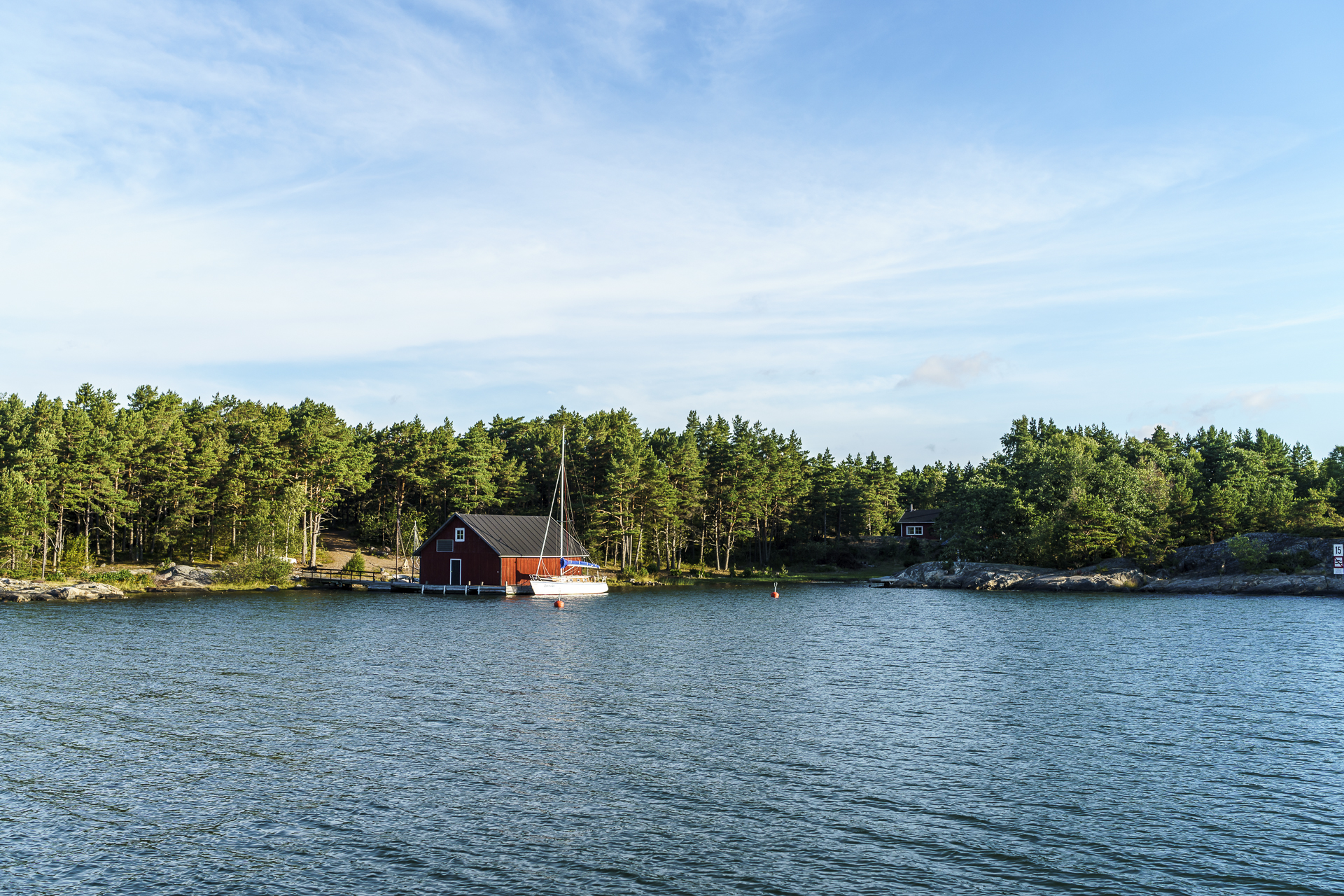 Insel Korpo Schären Finnland