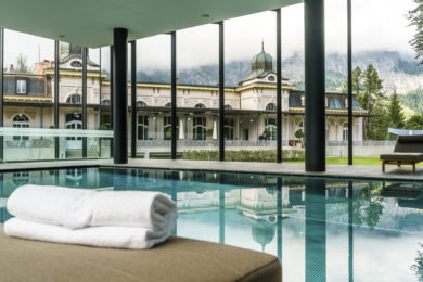 Spa Waldhaus Flims