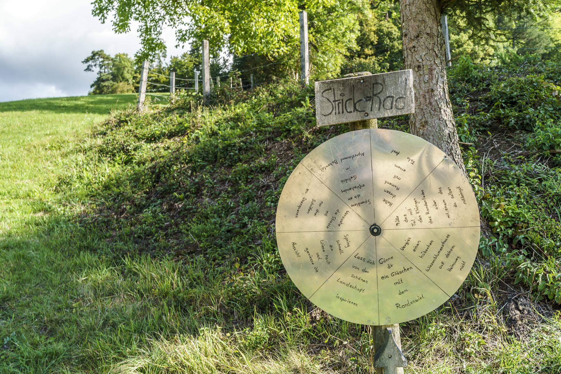 Strick-Rad Schleitheim