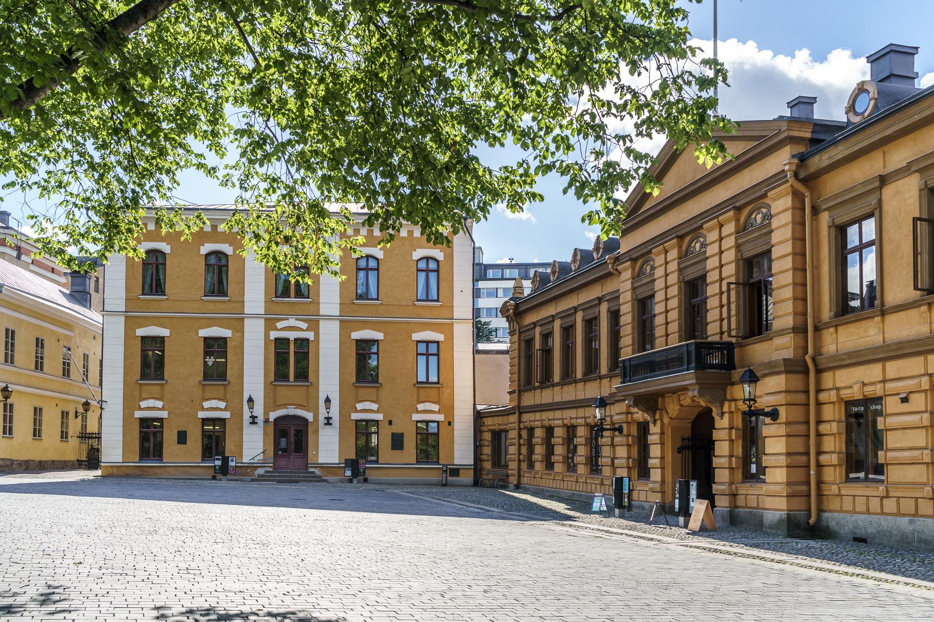 Turku Altstadt
