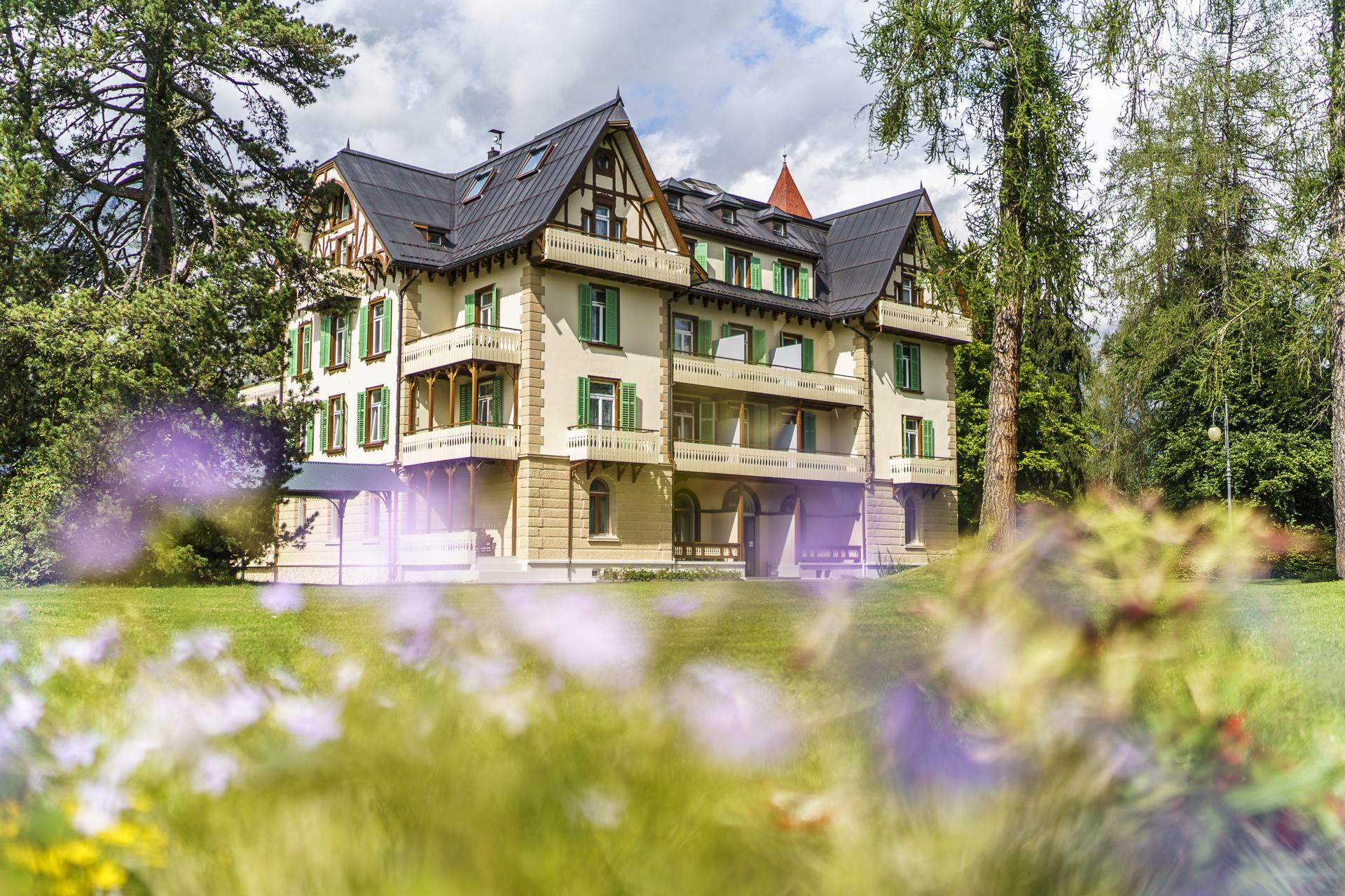 Villa Silvana Waldhaus Flims