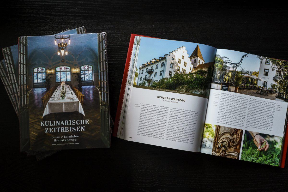 Hurra unser Buch ist da! Gewinnspiel Kulinarische Zeitreisen