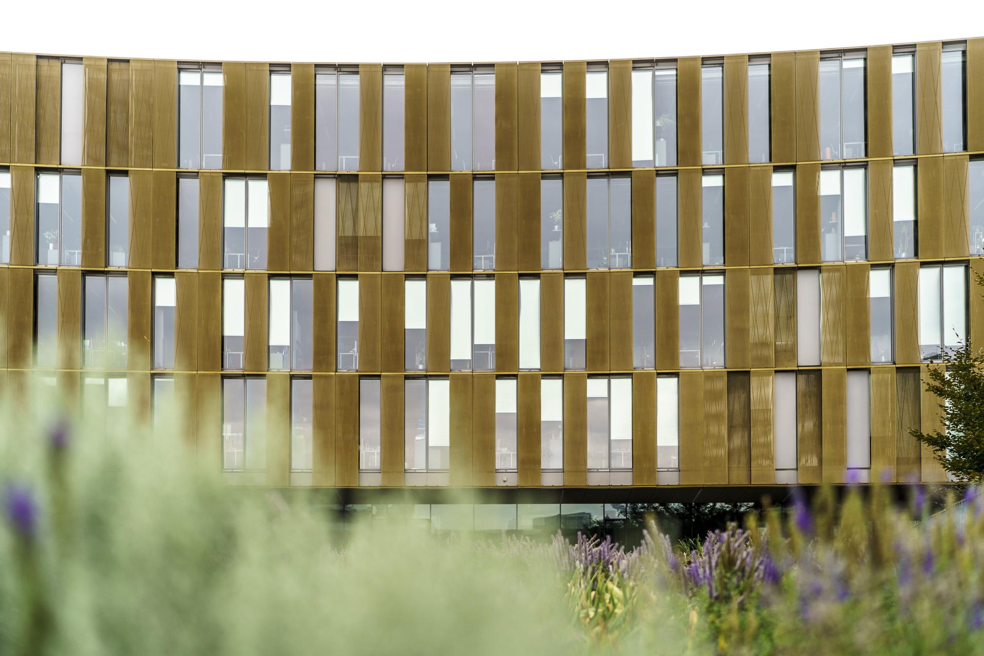 Voestalpine Linz Architektur