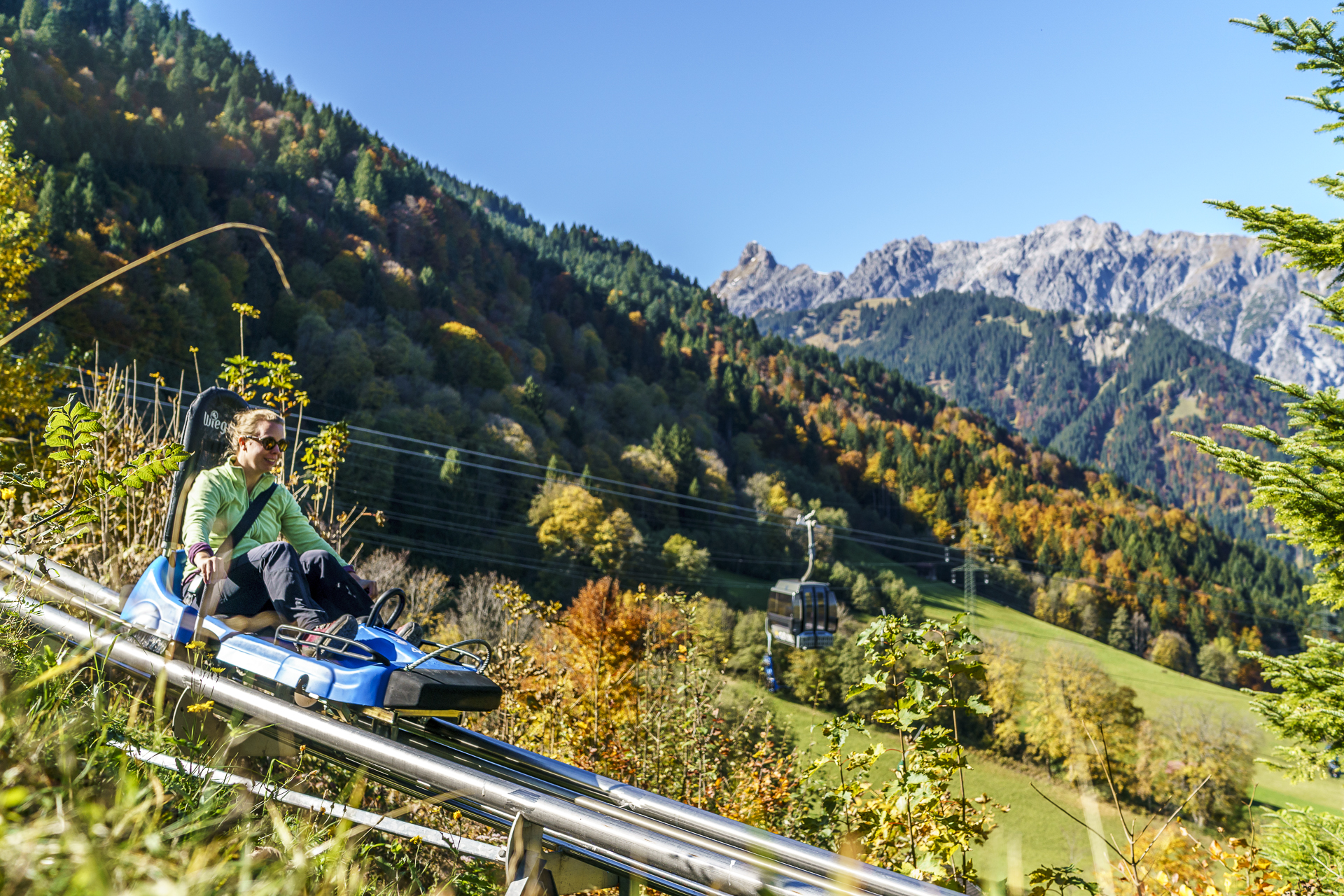 Alpine Coaster Golm