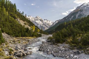 Unterwegs mit dem Parkwächter: 2 Tage im Schweizerischen Nationalpark