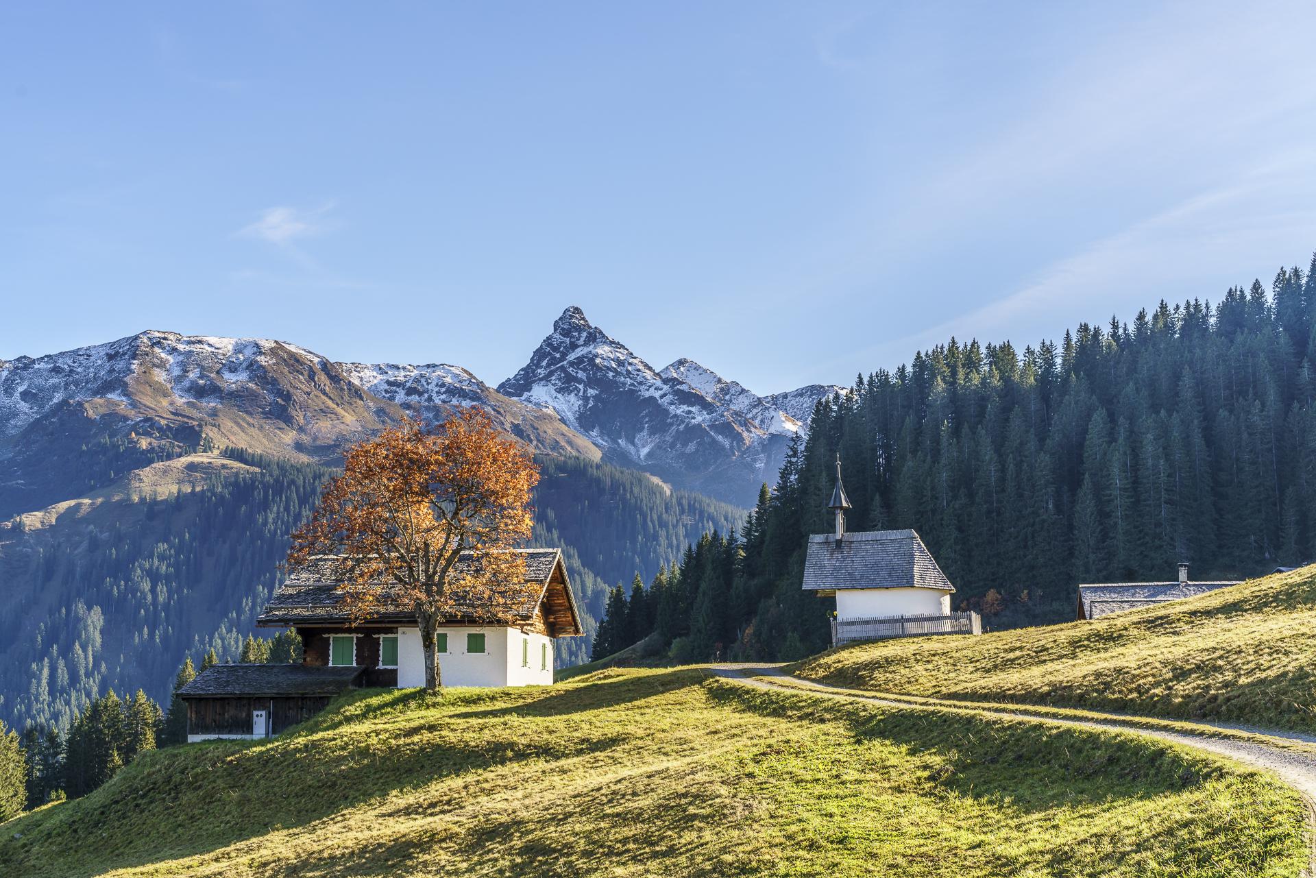 Kapelle Matschwitz Golm