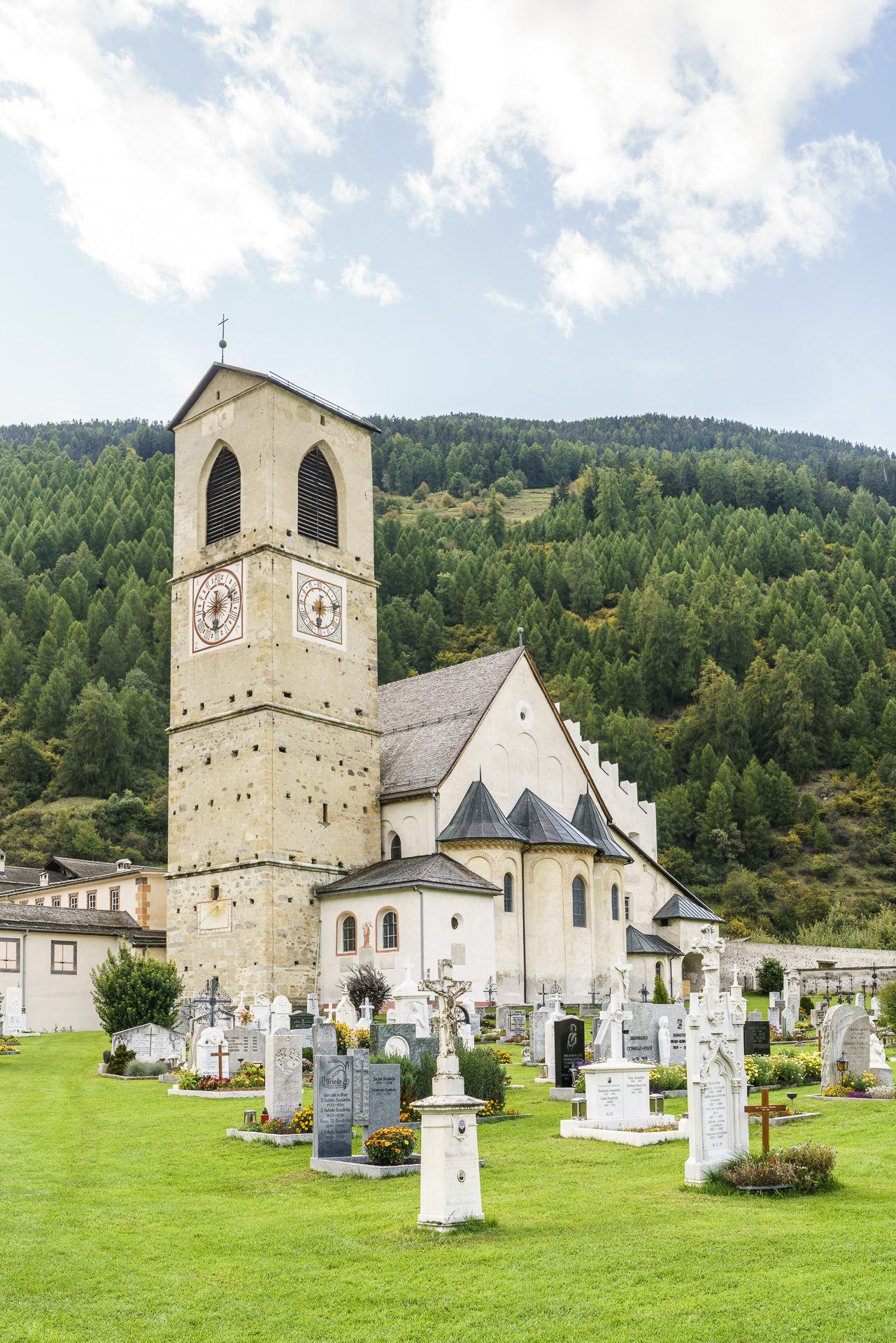 Kloster St Johann Müstair