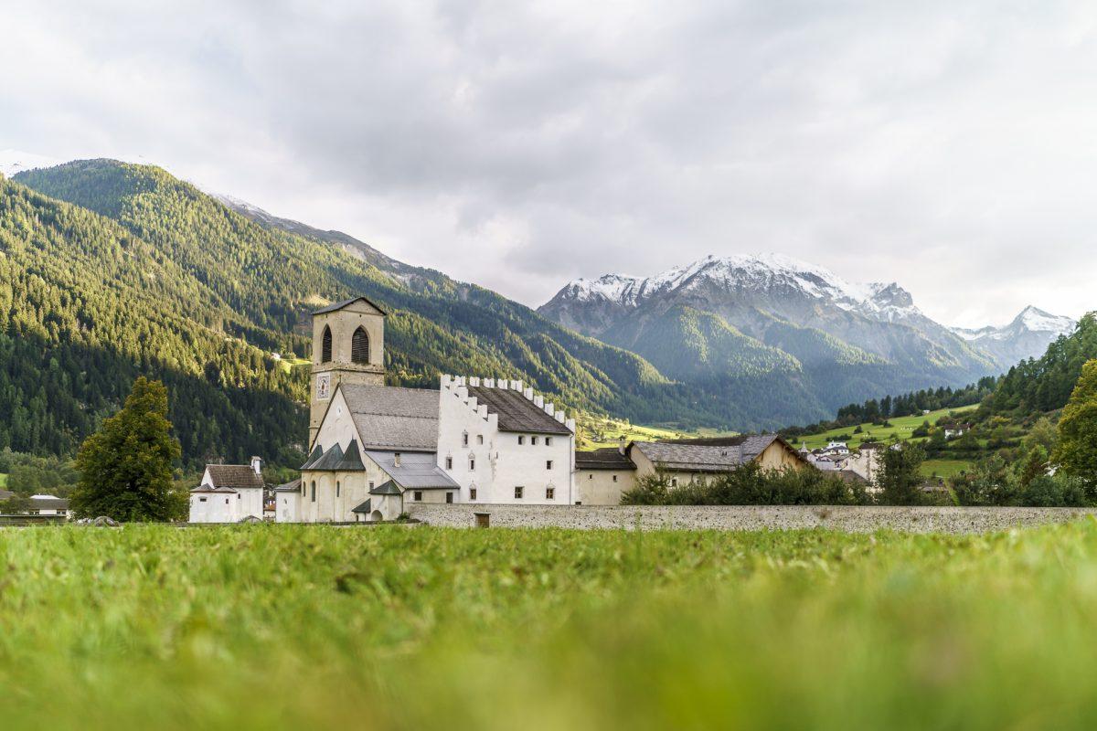 Wanderung: Schnitzeljagd durchs Val Müstair